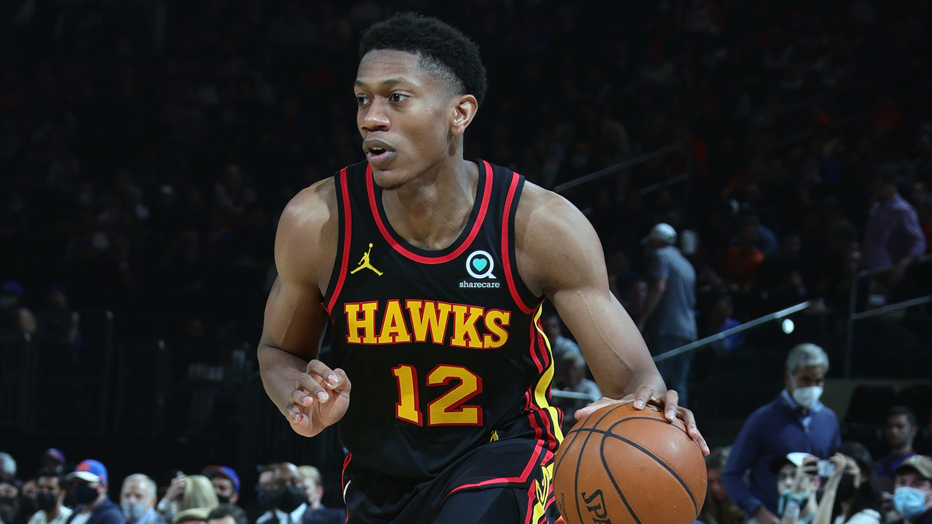 Hawks' De'Andre Hunter out for season with torn right meniscus