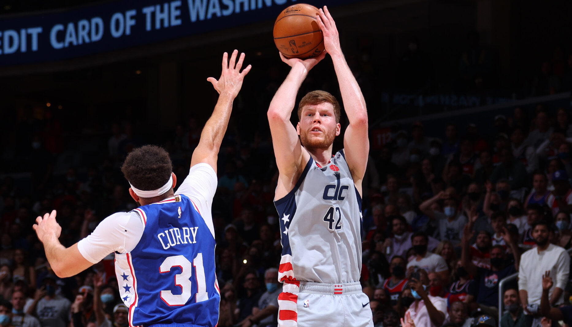 Wizards' Davis Bertans (calf) reportedly out 4-6 weeks