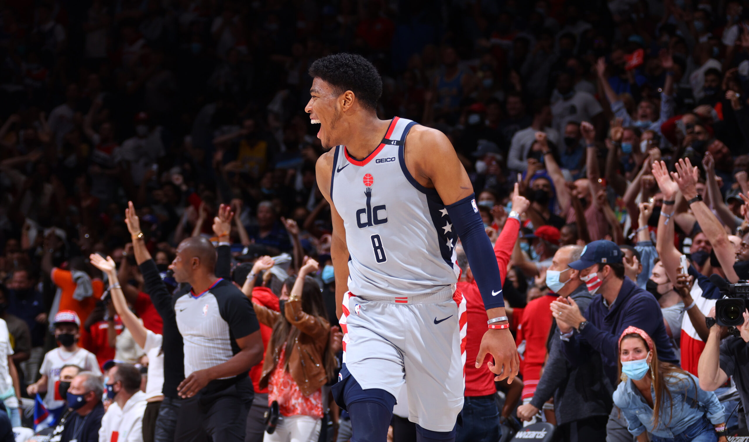 Wizards' youth gets more time to grow after coming up big in Game 4
