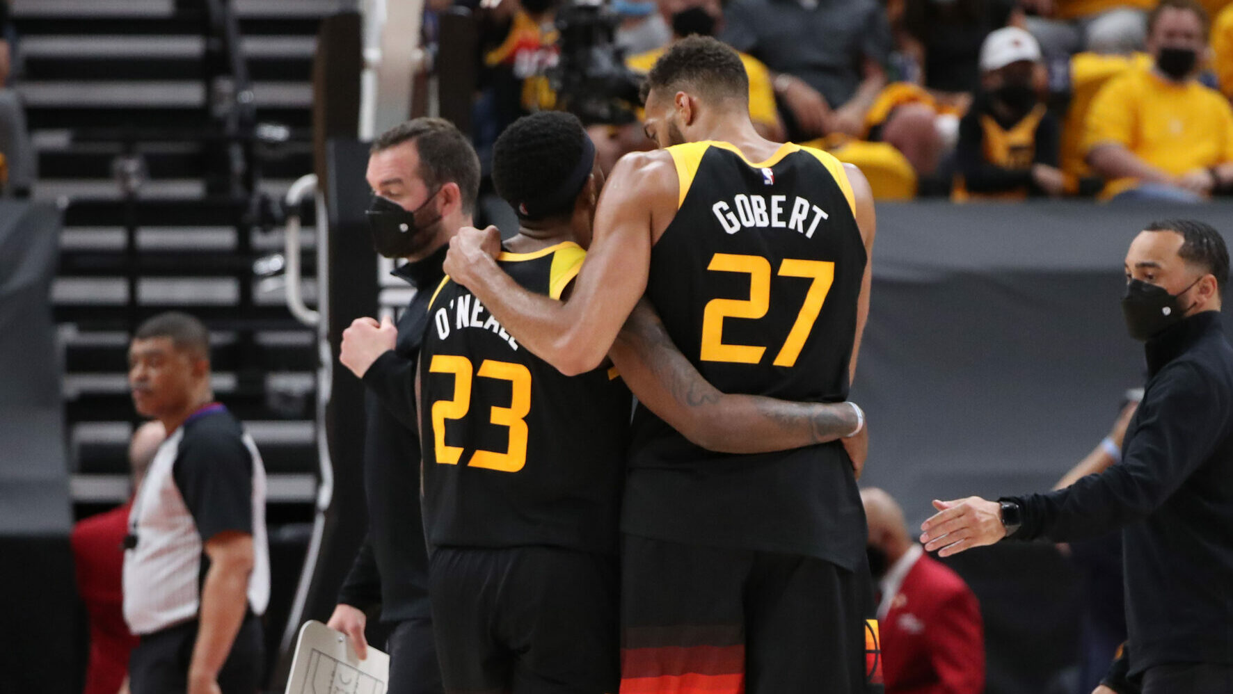 Jazz can take a breather after putting away Grizzlies