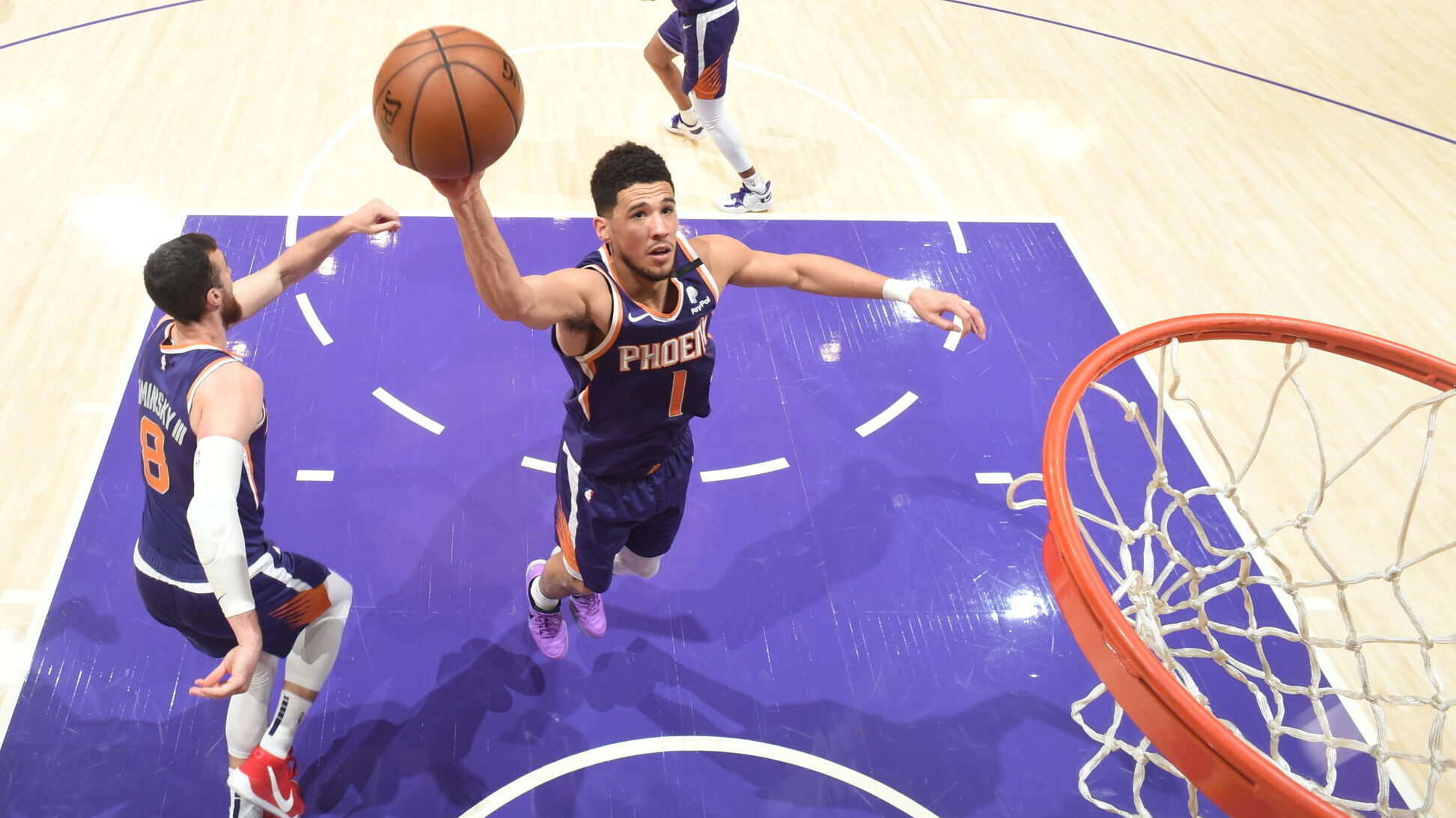 Devin Booker, Suns locked on title drive after eliminating Lakers