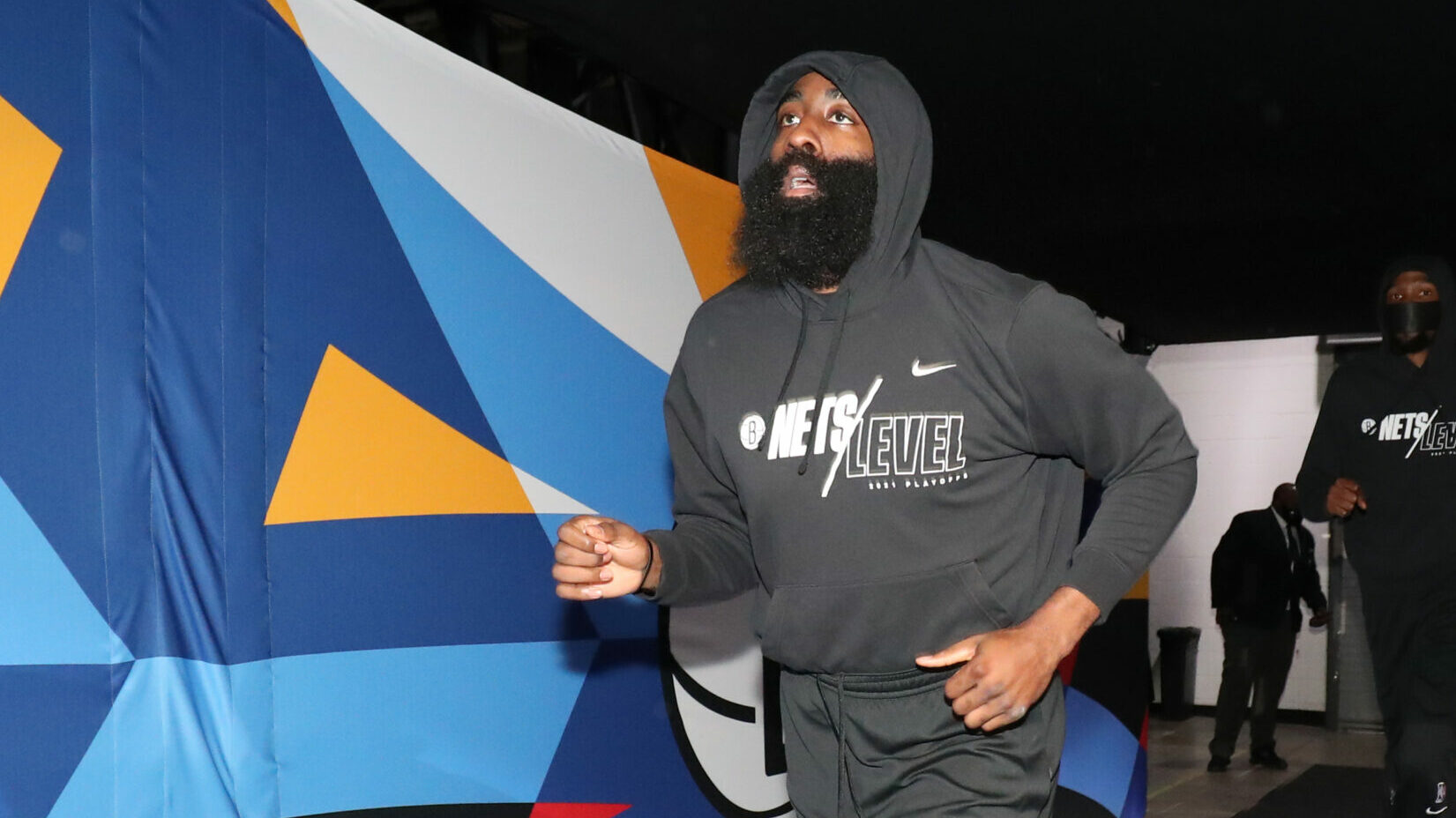 Brooklyn Nets' James Harden ruled out of Game 2
