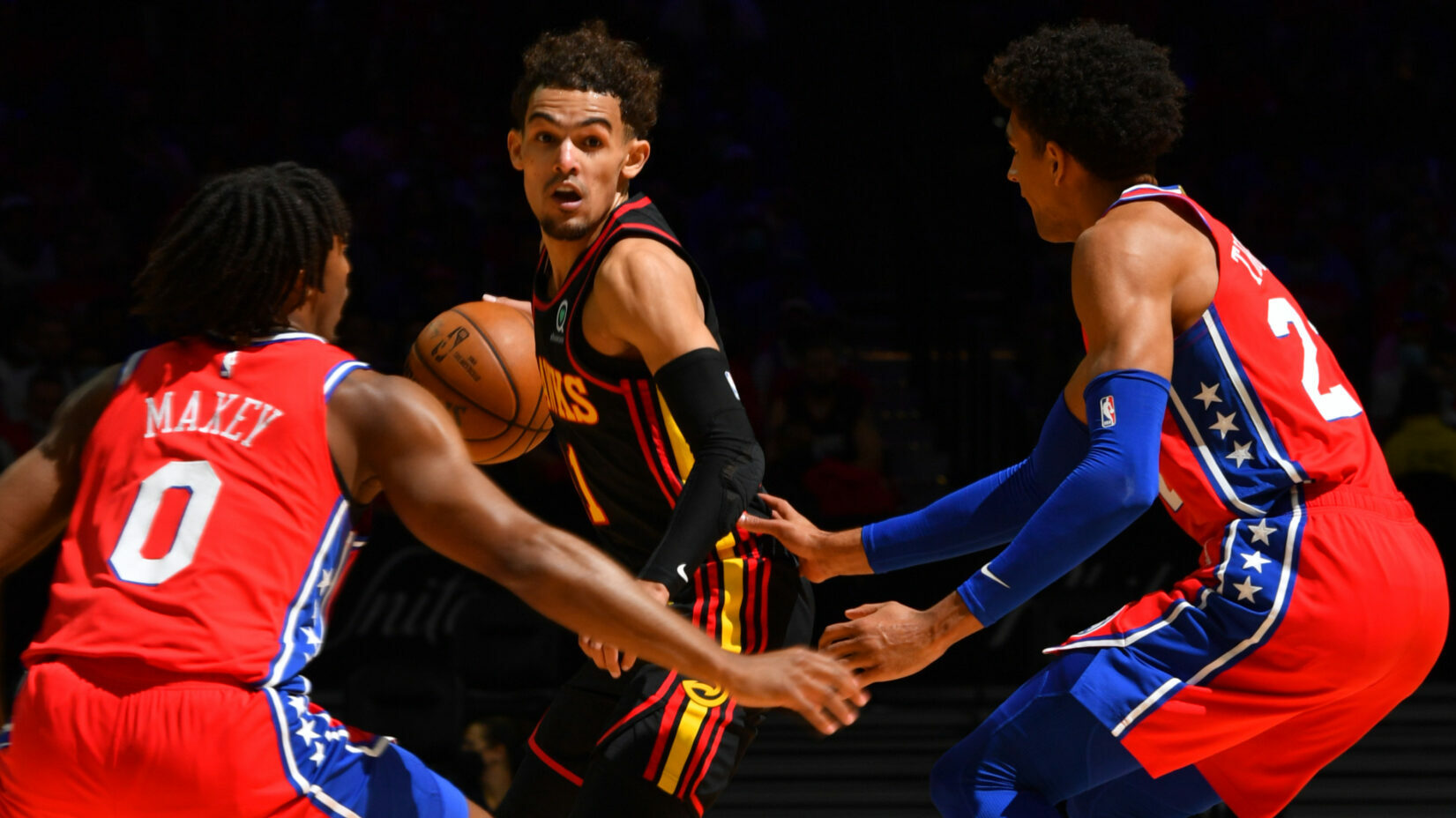 Film Study: Hawks had answers for Sixers' defense in Game 1
