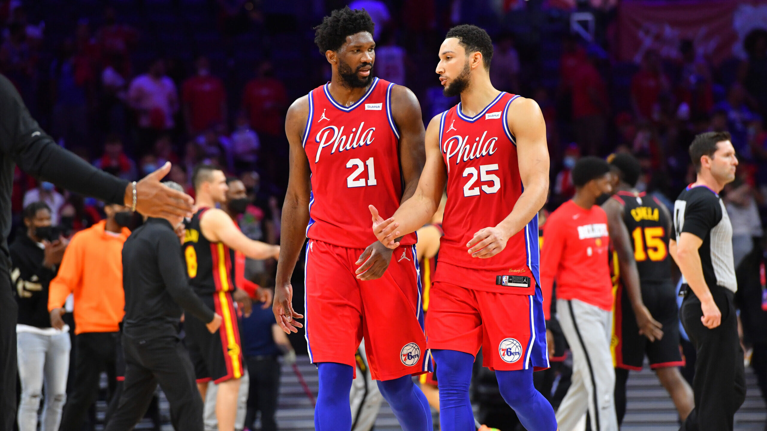 Second unit puts Sixers in deficit they can't overcome