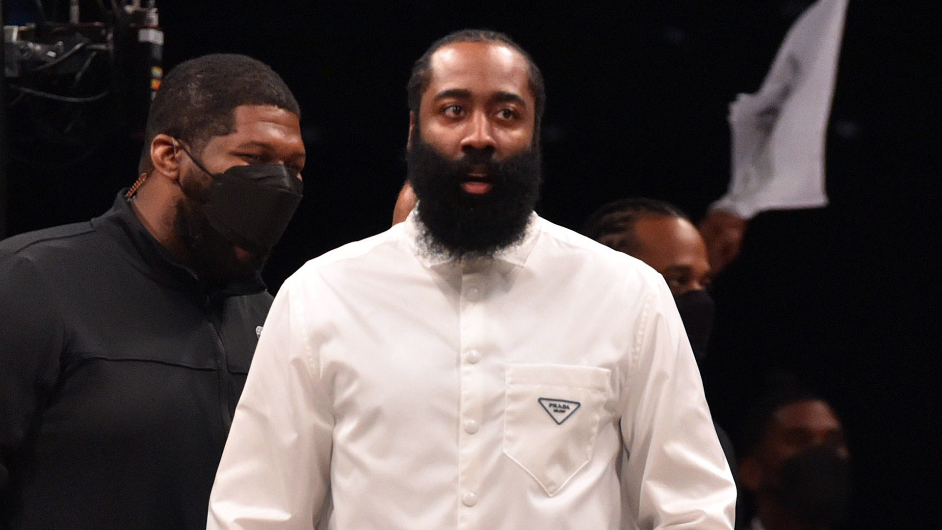 James Harden to miss Game 3 vs. Bucks with hamstring injury