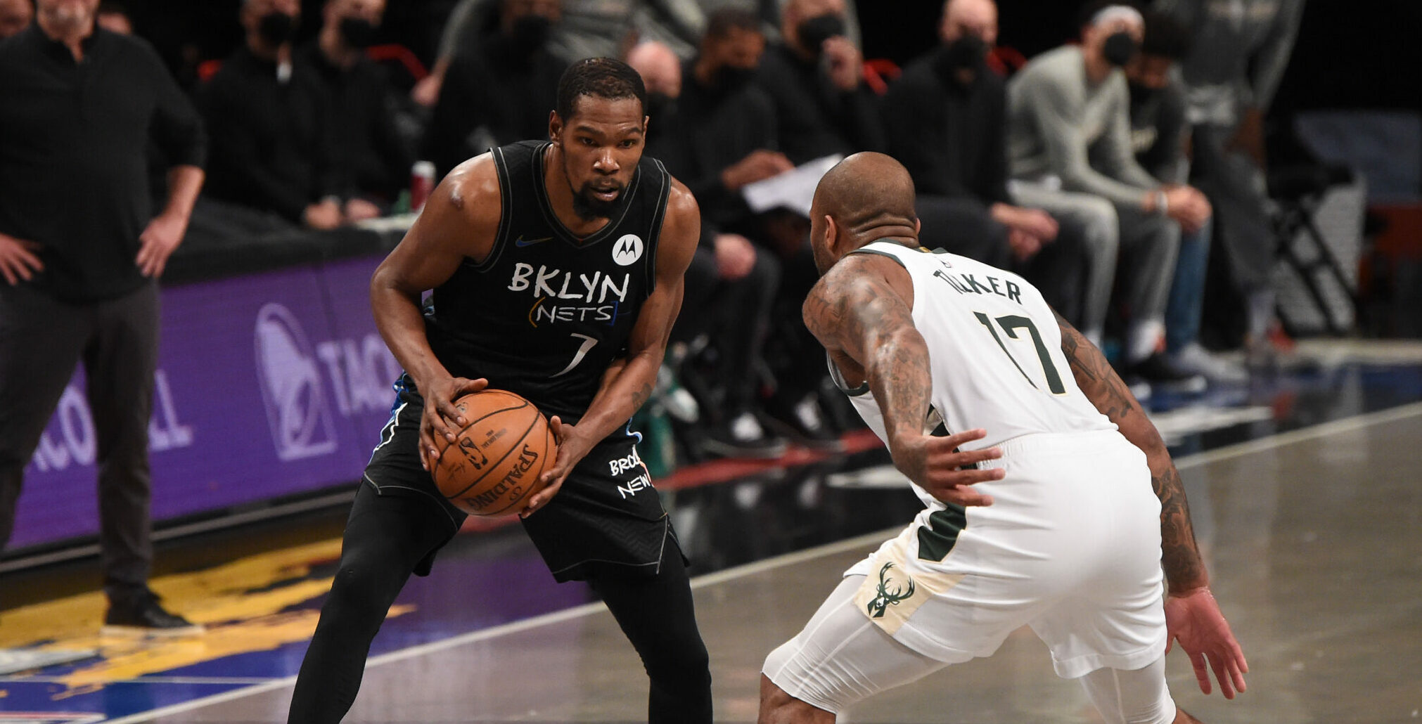 All eyes on Kevin Durant as Nets enter Game 5 undermanned