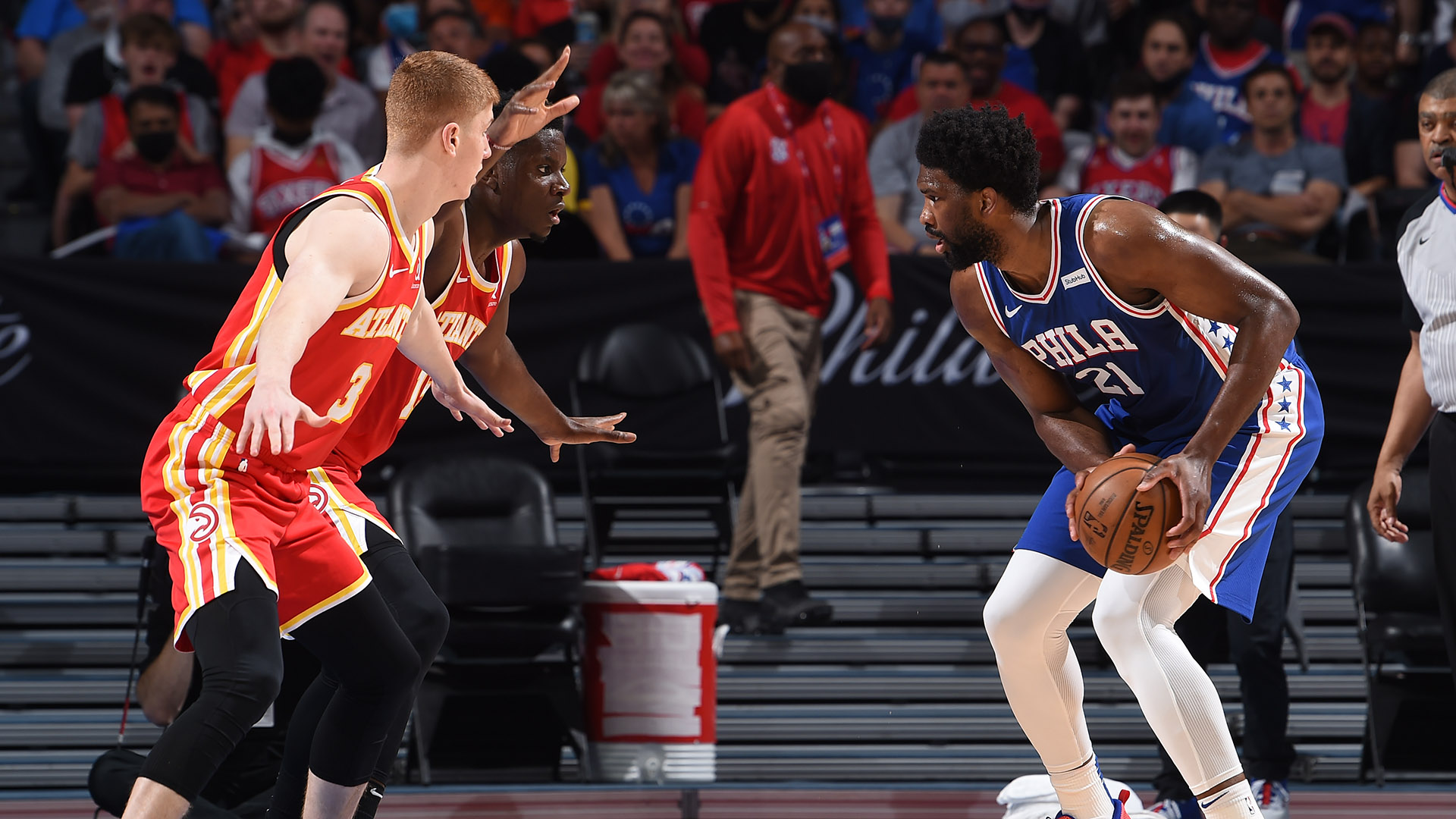 5 stats to know before pivotal Hawks-Sixers Game 5