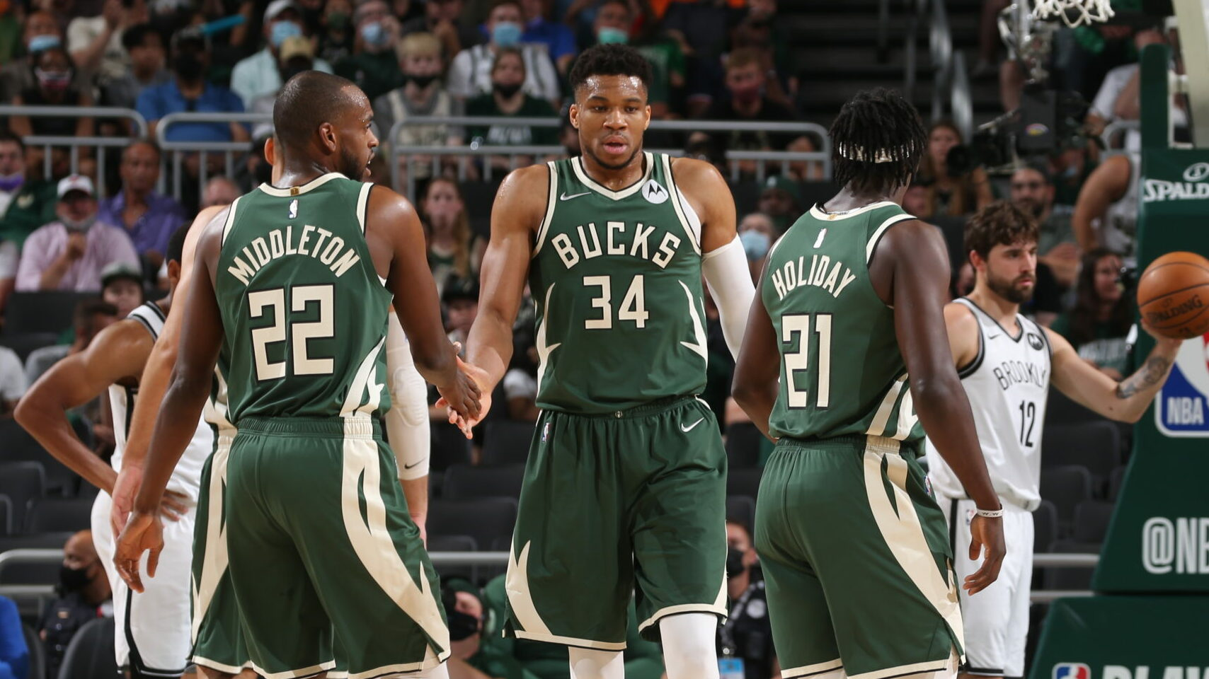 Bucks almost let crucial win slip away, before grasping control in final moments
