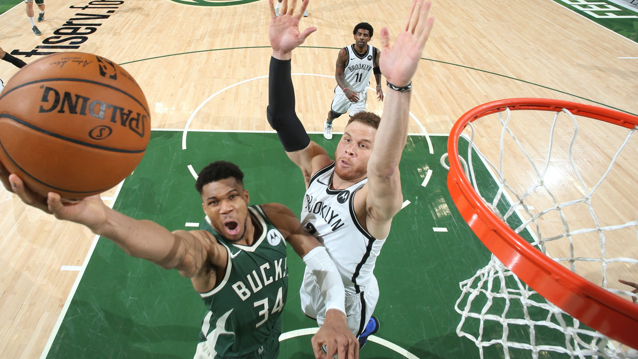Bucks edge Nets for crucial victory in Milwaukee, cut series deficit to 2-1