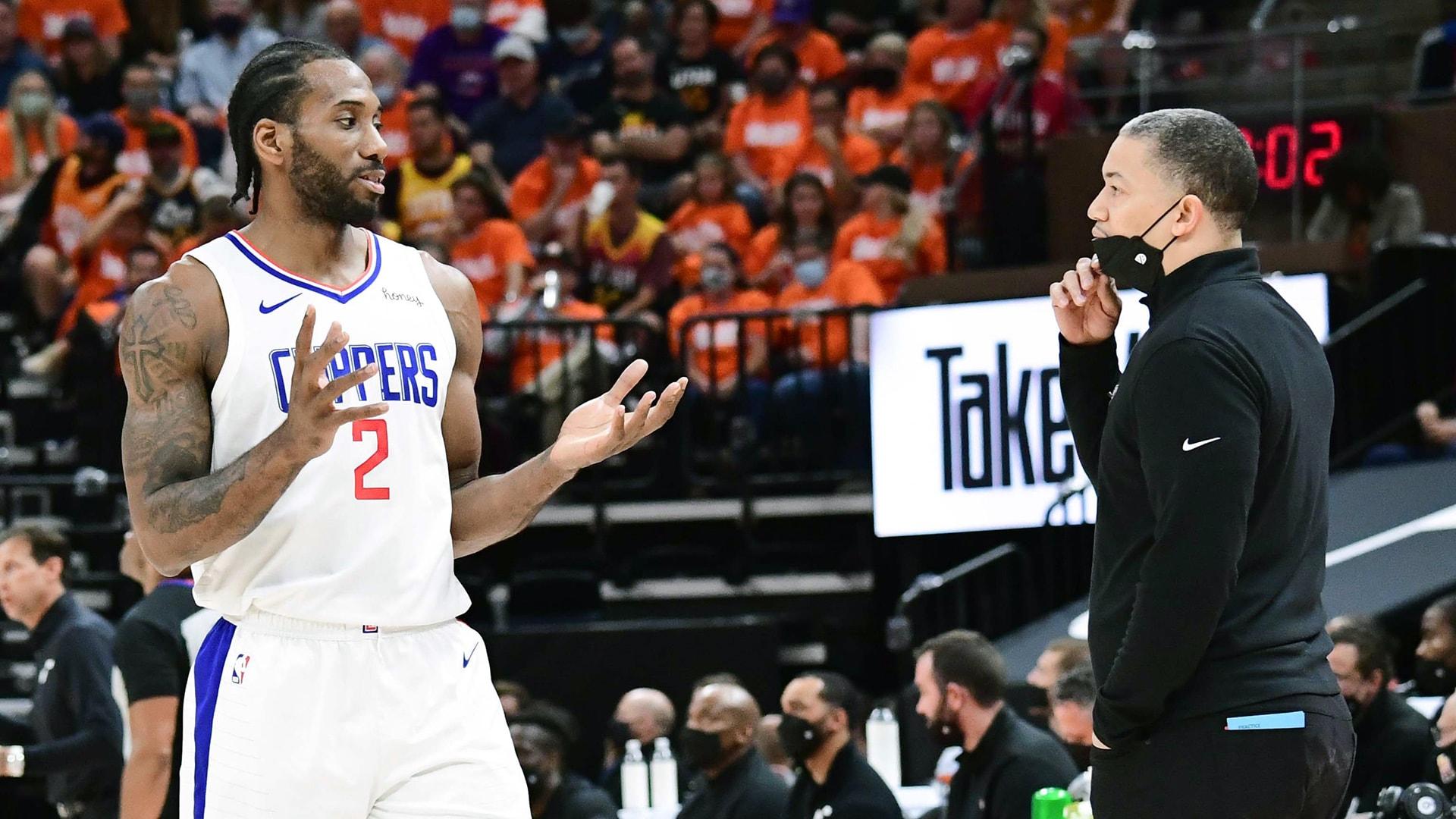 ICYMI: News rush sends shockwaves through NBA