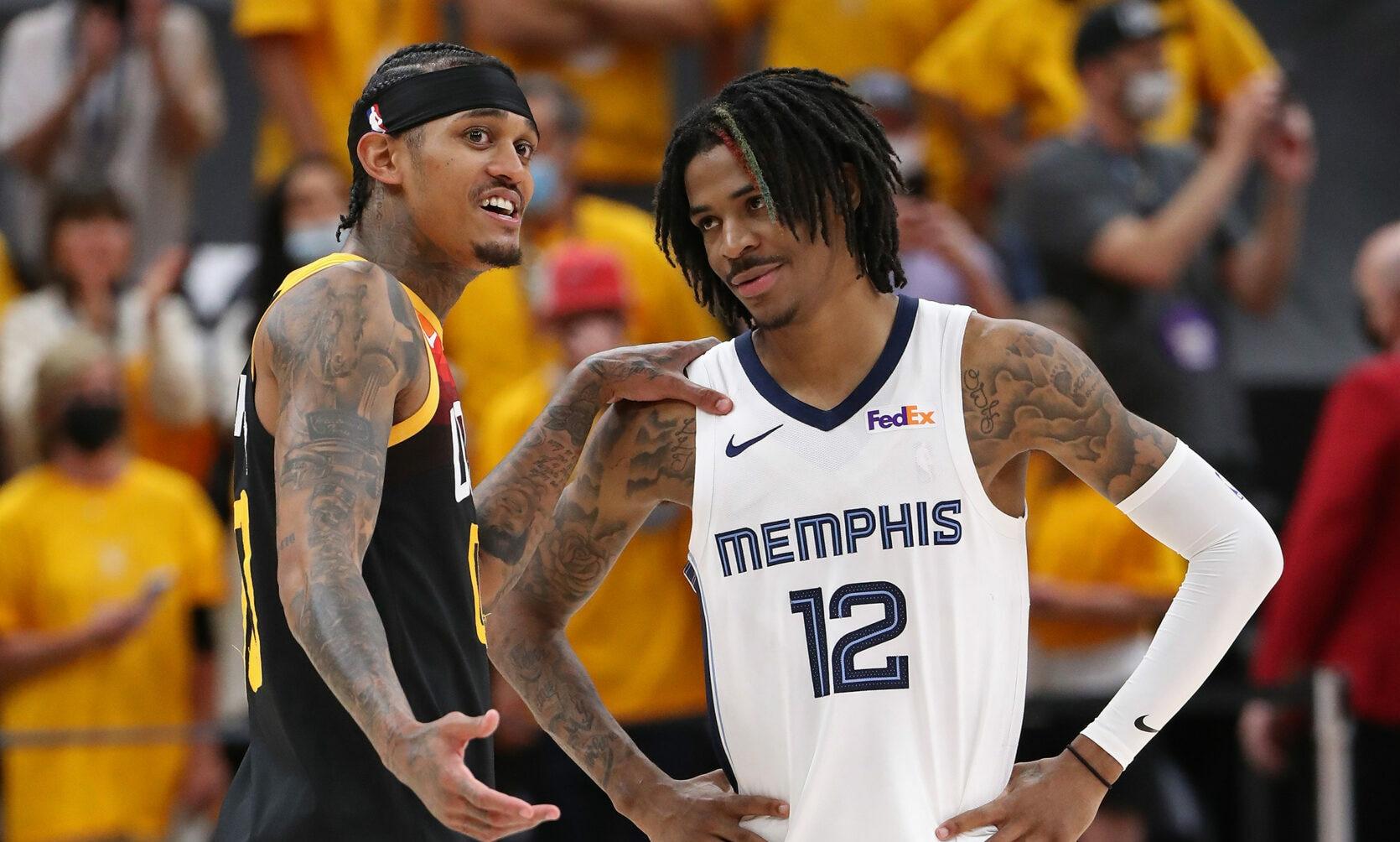 Best of Mic'd Up from 2021 NBA Playoffs