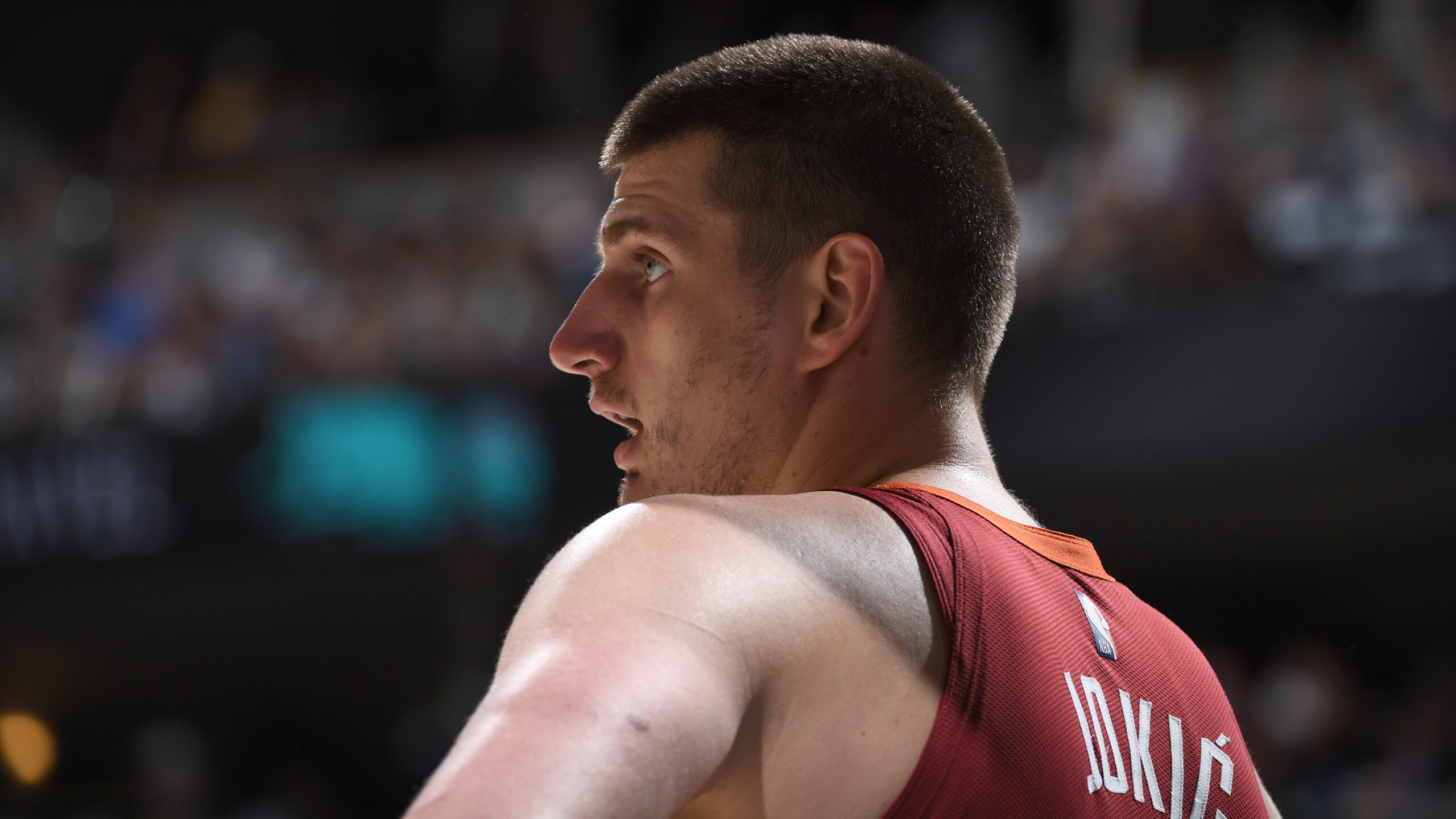 Nikola Jokić ejected from Game 4