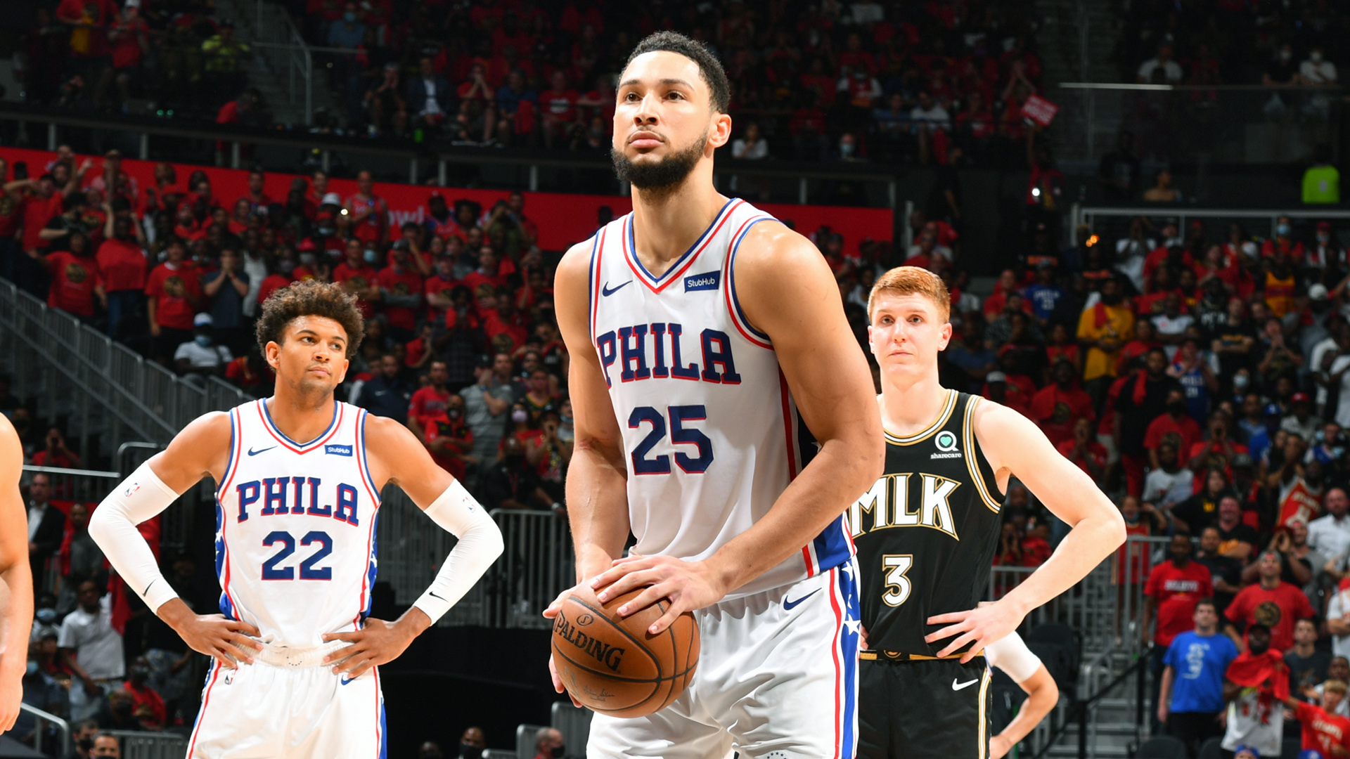 Ben Simmons making NBA history with free-throw woes