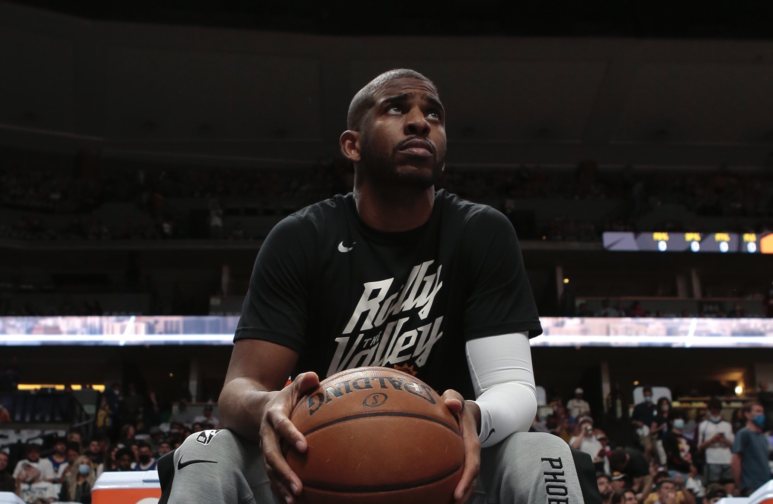 Chris Paul remains out for Game 2 of Suns-Clippers series