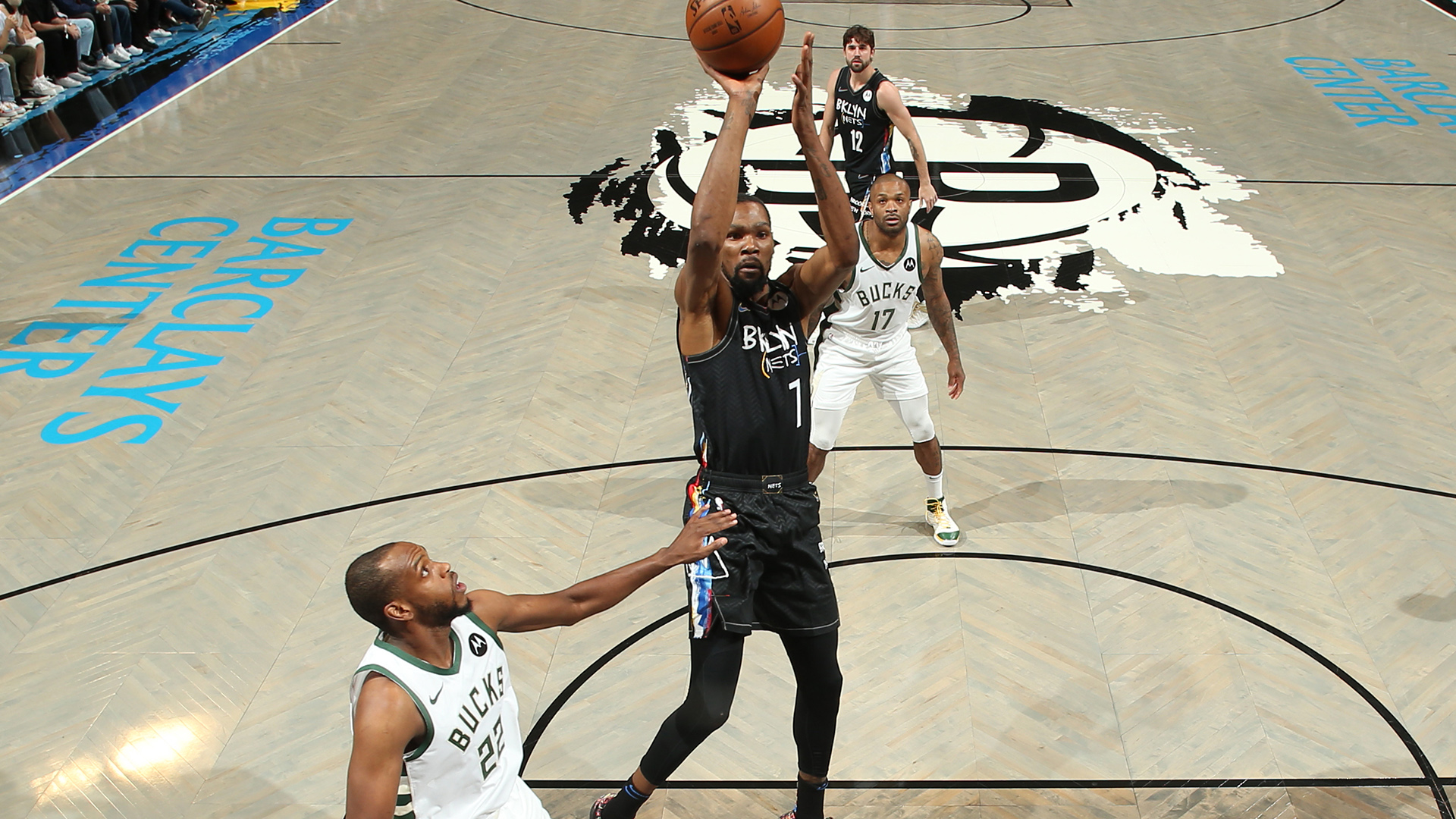 Inside the NBA: Durant puts on performance for the ages, sinks Bucks
