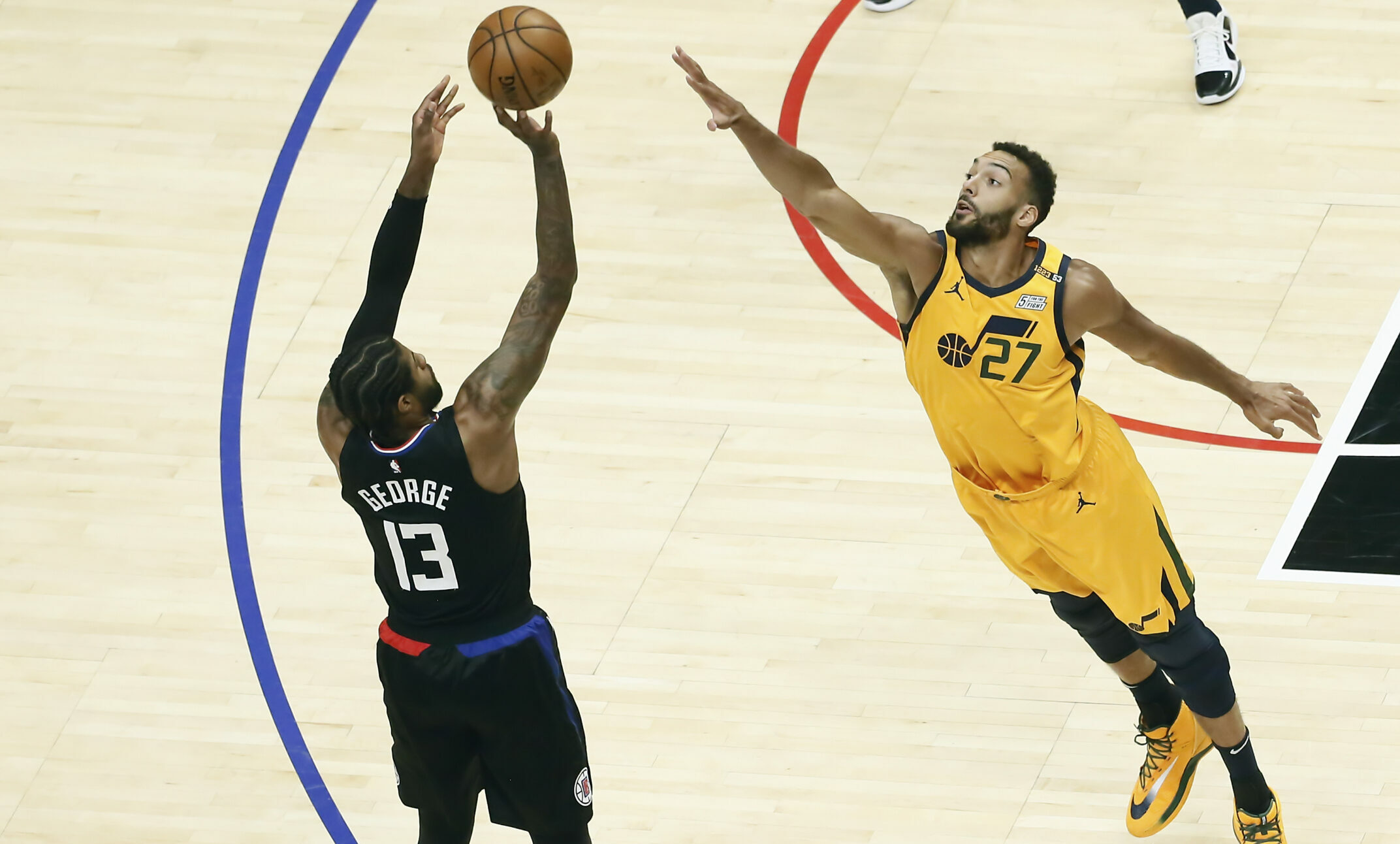 10 key stats on Jazz-Clippers & Sixers-Hawks