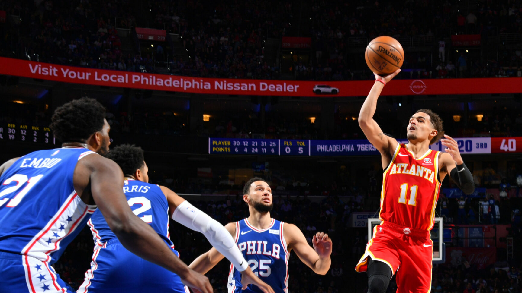 Hawks tie third-largest playoff comeback in last 25 years