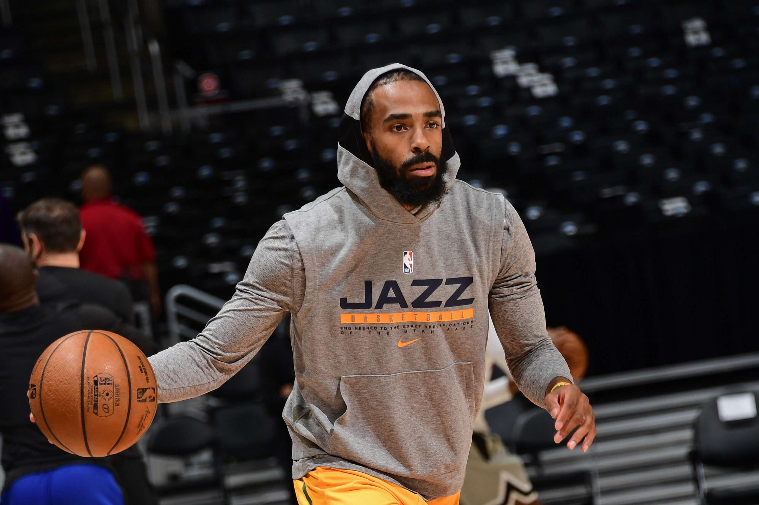 Mike Conley, Donovan Mitchell available to play in Jazz-Clippers Game 6