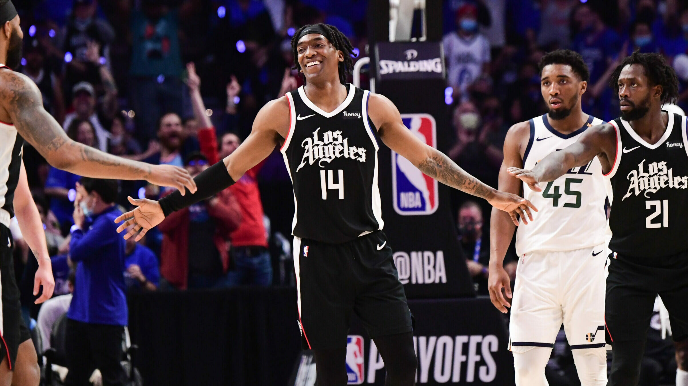 The 'Terance Mann Game' lifts Clippers to first conference finals