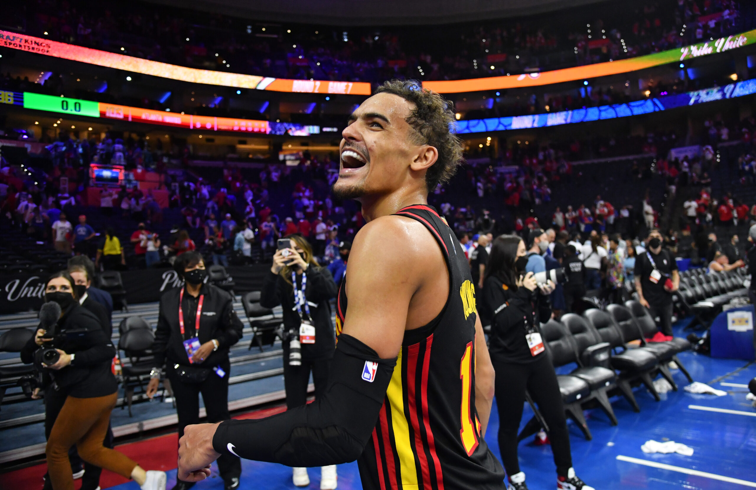 Next generation of stars step into the spotlight in conference finals