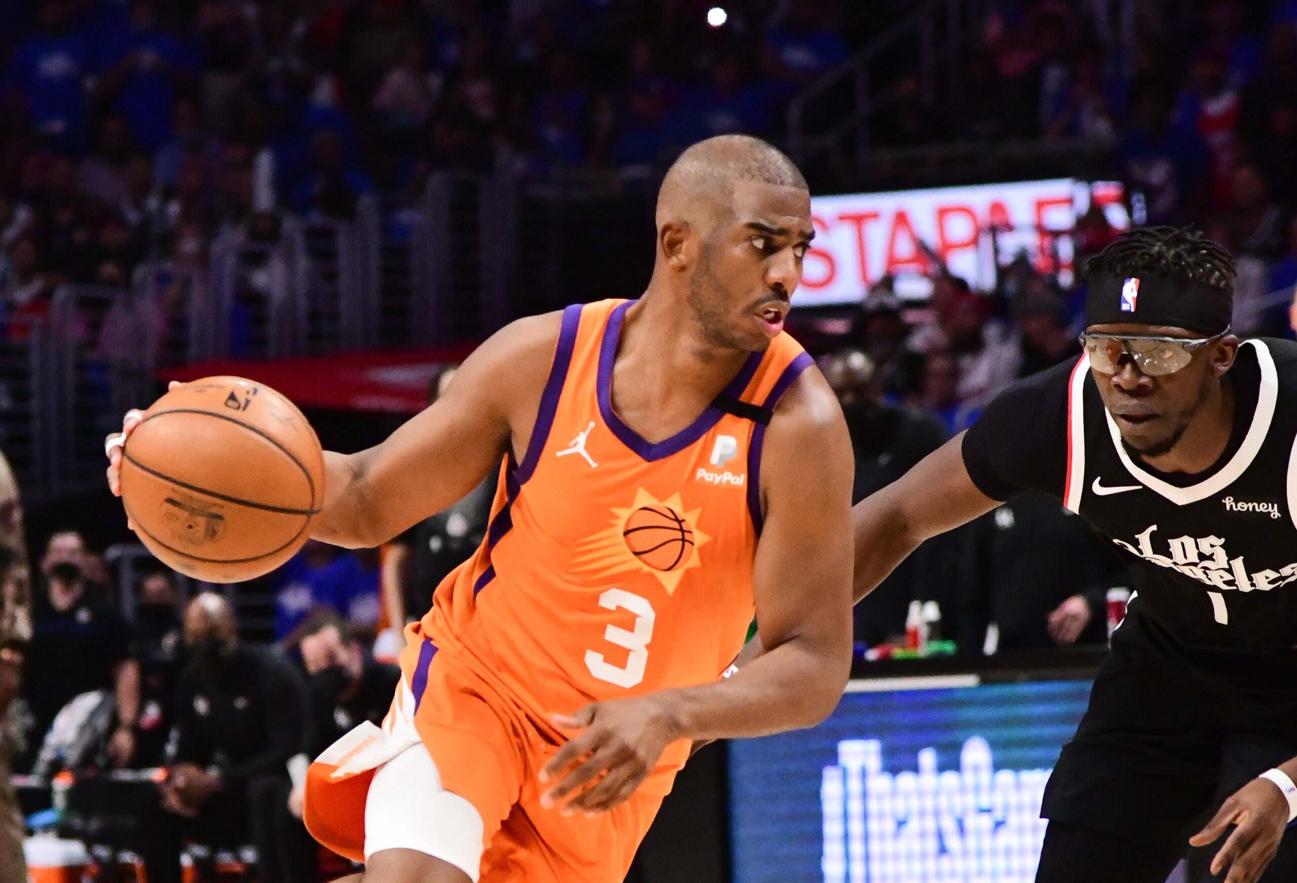 Suns looking to up the pressure and pace in Game 4 against Clippers
