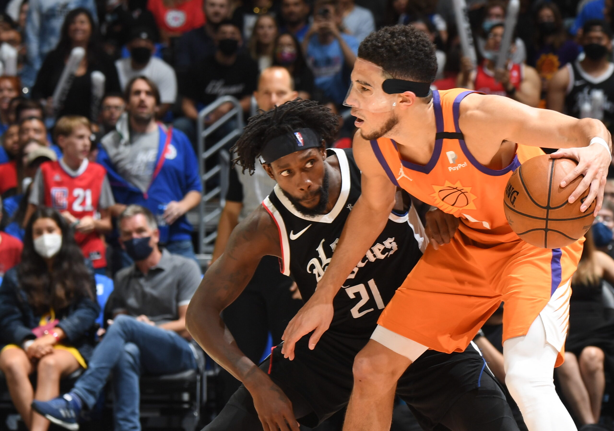 Dialed-up defense gives Clippers new life