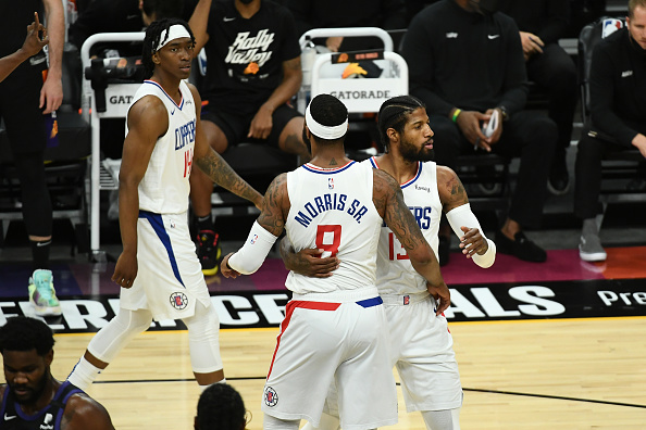 Clippers' unified effort led by George forces Game 6