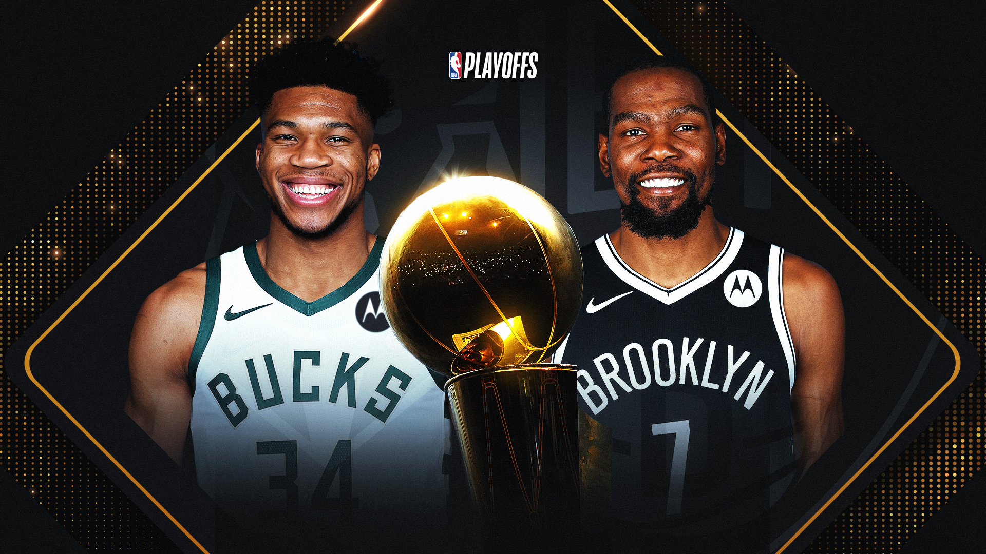 Series Preview: Nets-Bucks features star power, contrast of styles
