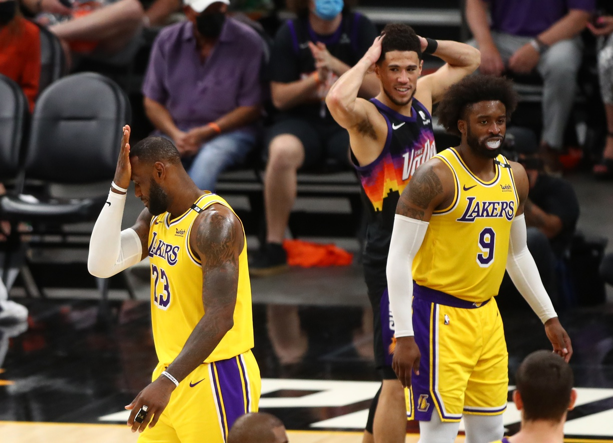 Inside the NBA: Shaq rips 'soft' Lakers after ugly Game 5 loss