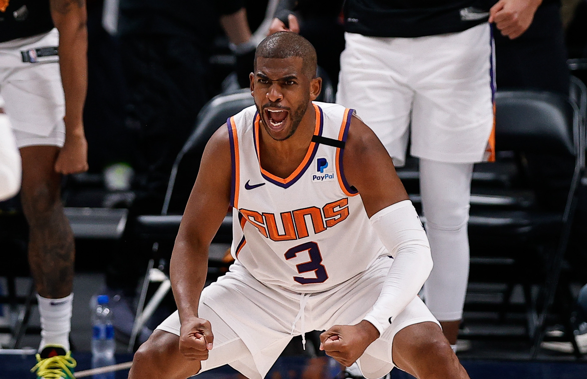 Suns sweep Nuggets, punch West finals ticket
