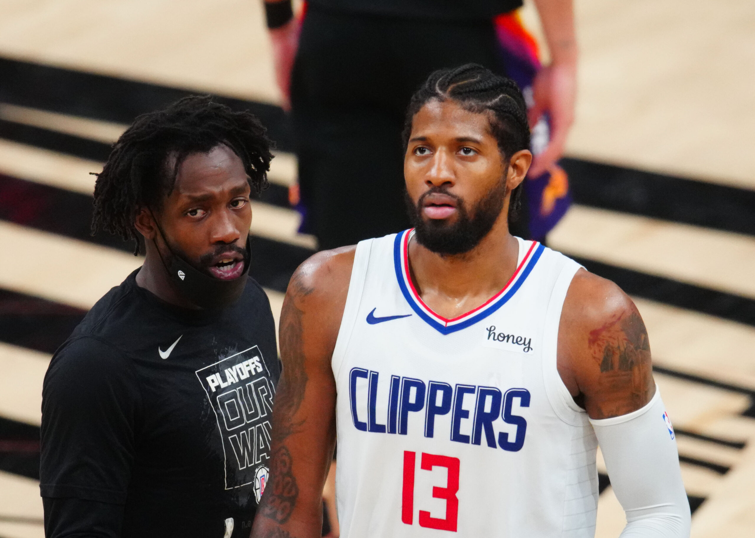 Clippers hardly daunted by 1-0 hole after prior series comebacks