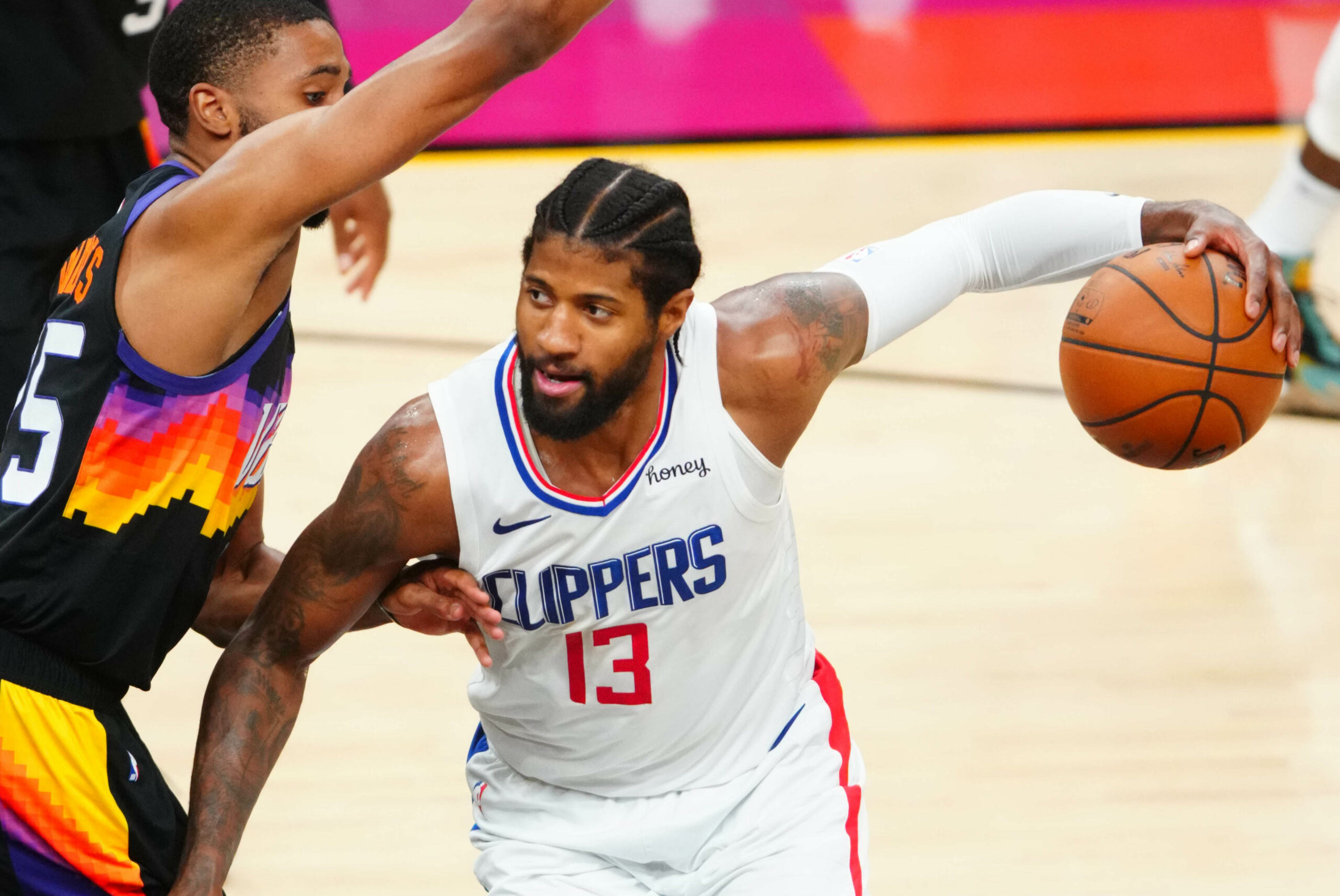 Paul George silences doubters with virtuoso Game 5 performance