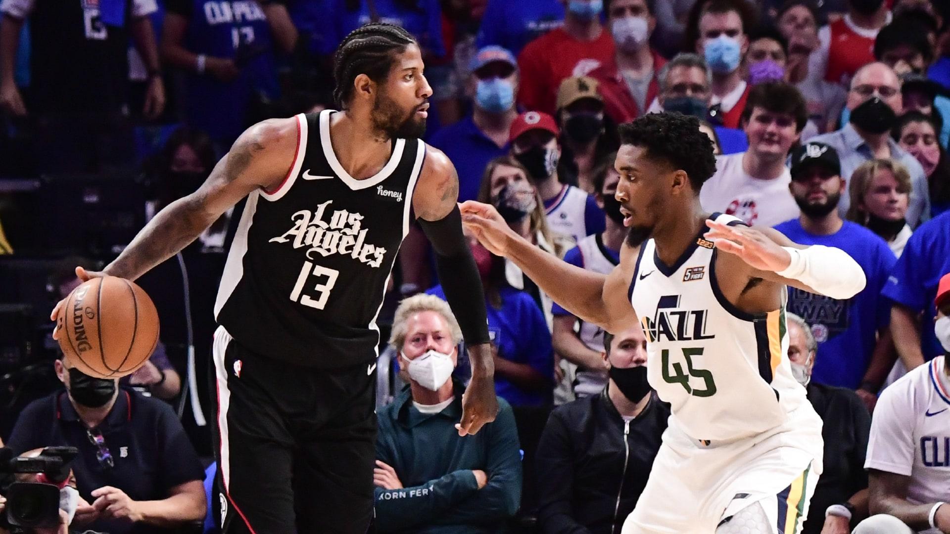 Game Recap: Clippers 131, Jazz 119