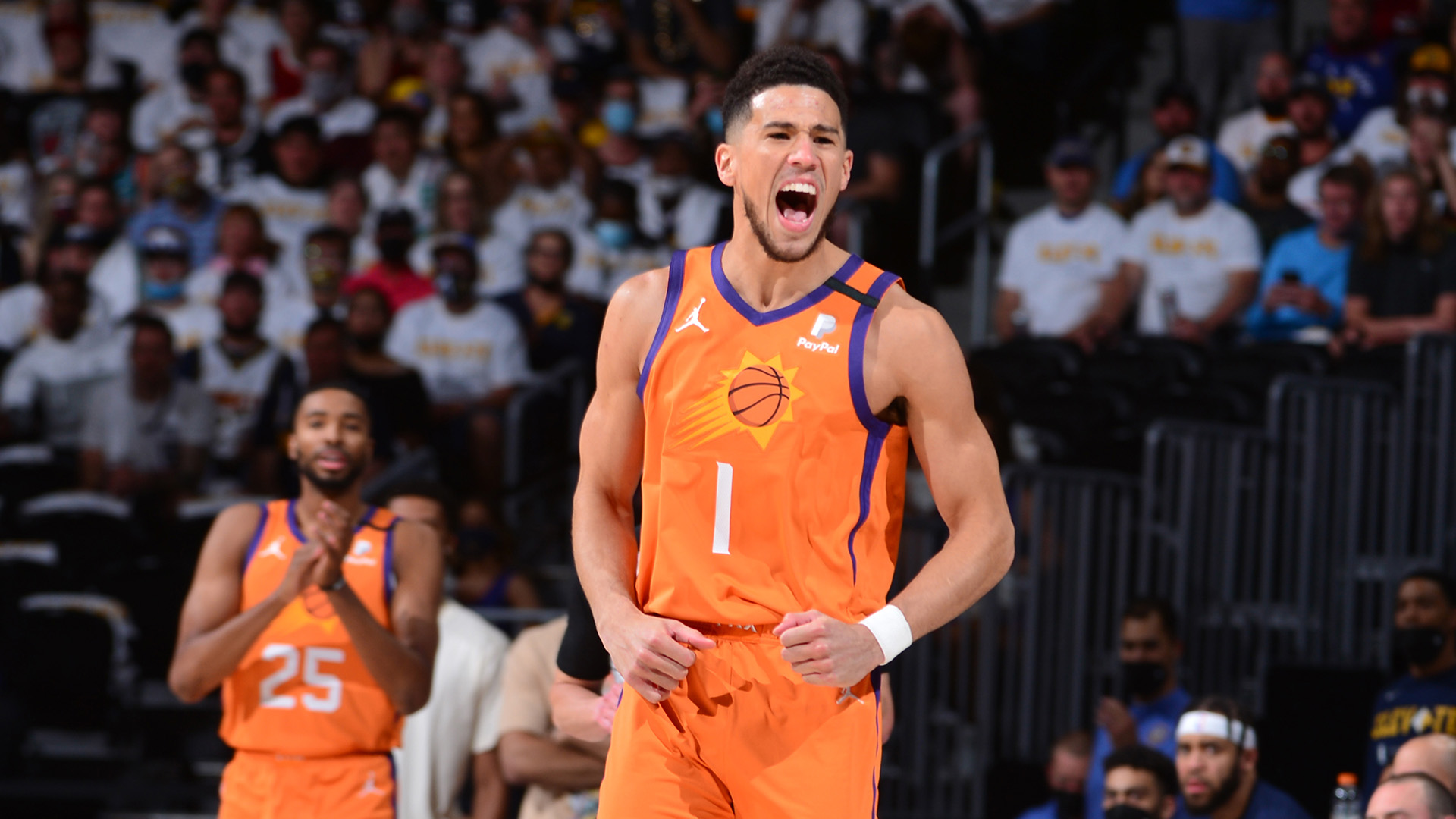 Suns look more and more dangerous, eye West finals