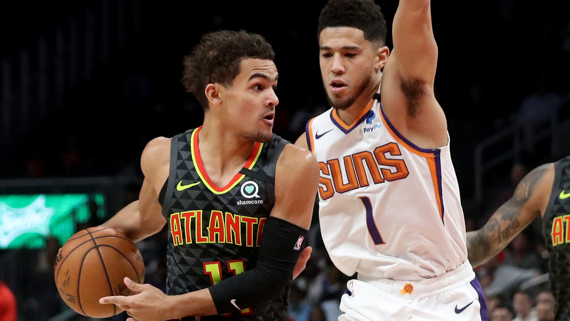 Fresh-faced superstars lead NBA into conference semifinals