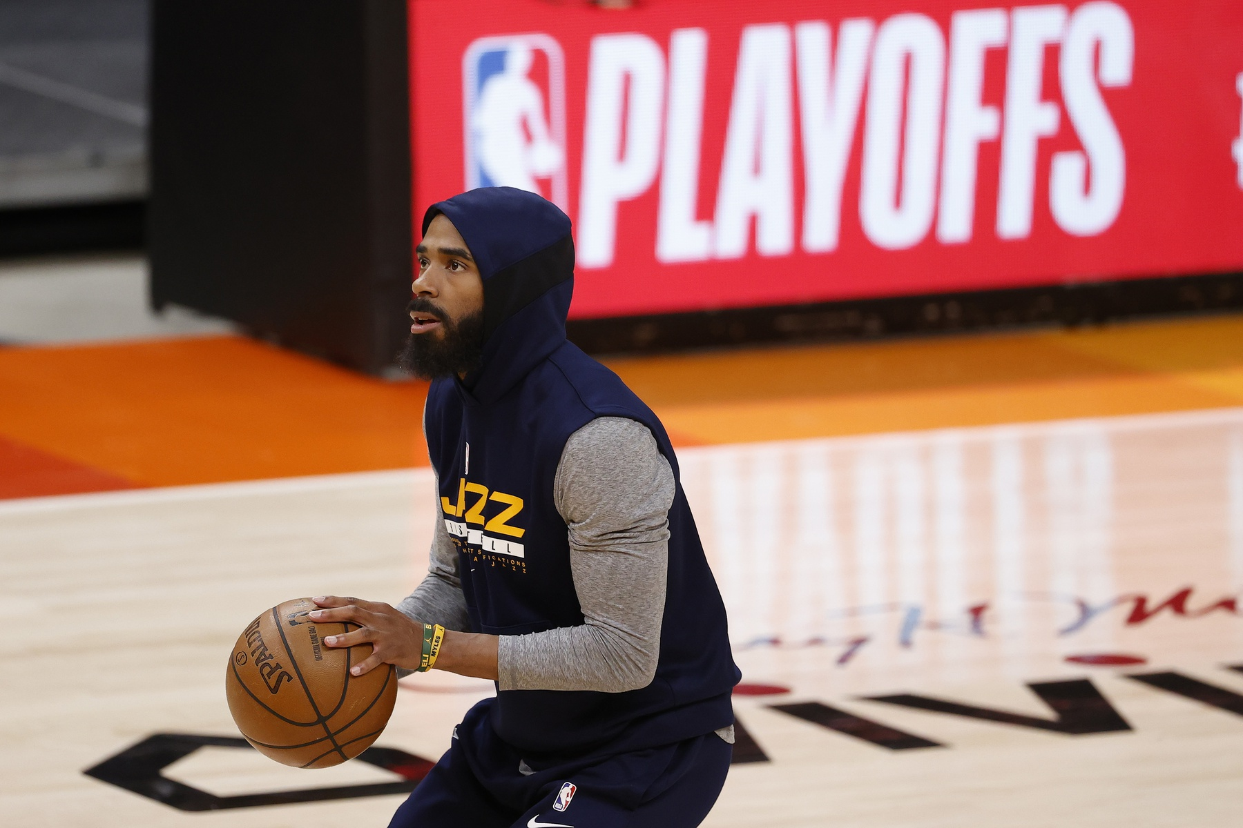 Mike Conley remains out for Game 4 vs. Clippers