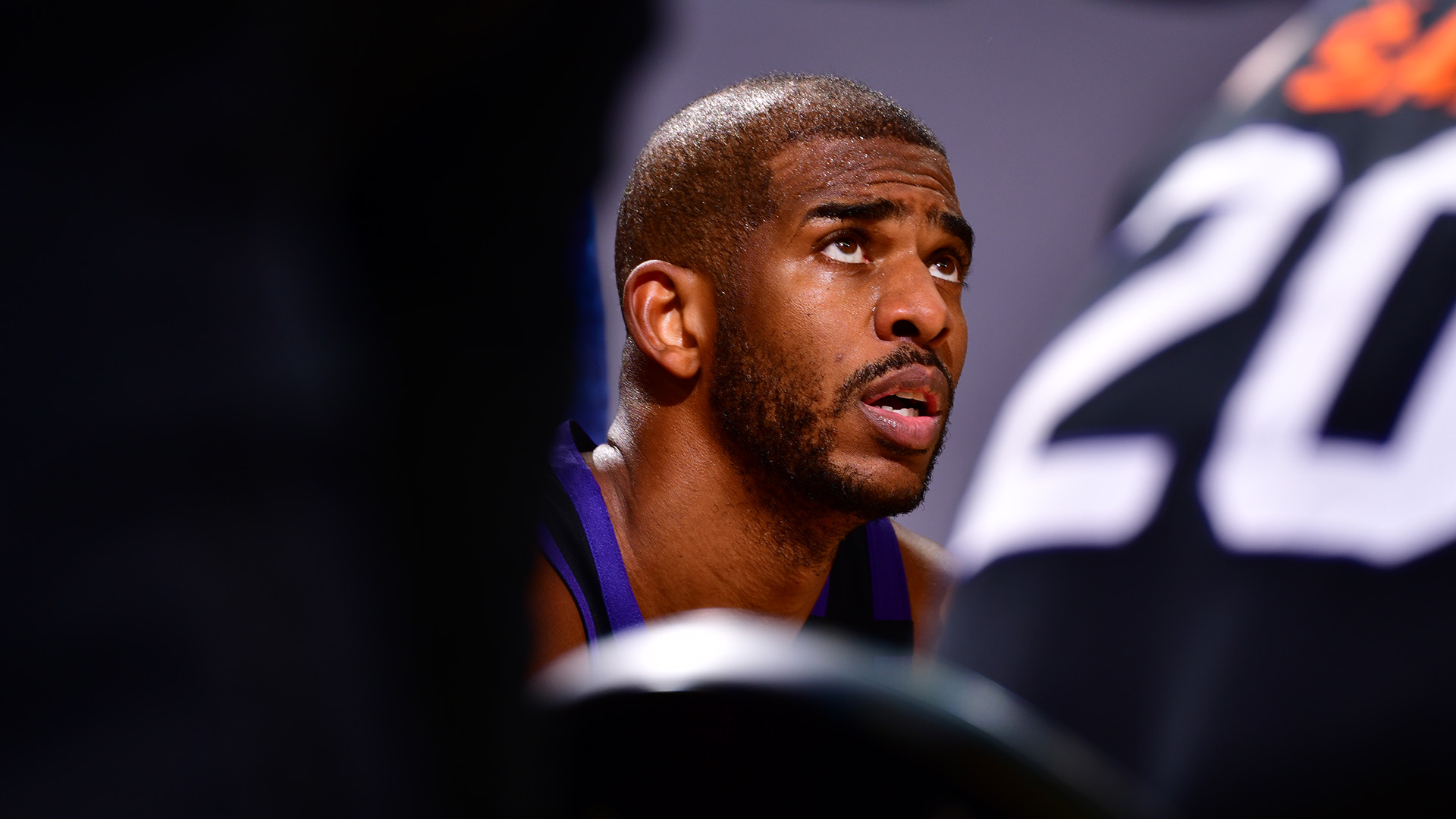 Suns' Chris Paul listed as available for Game 3