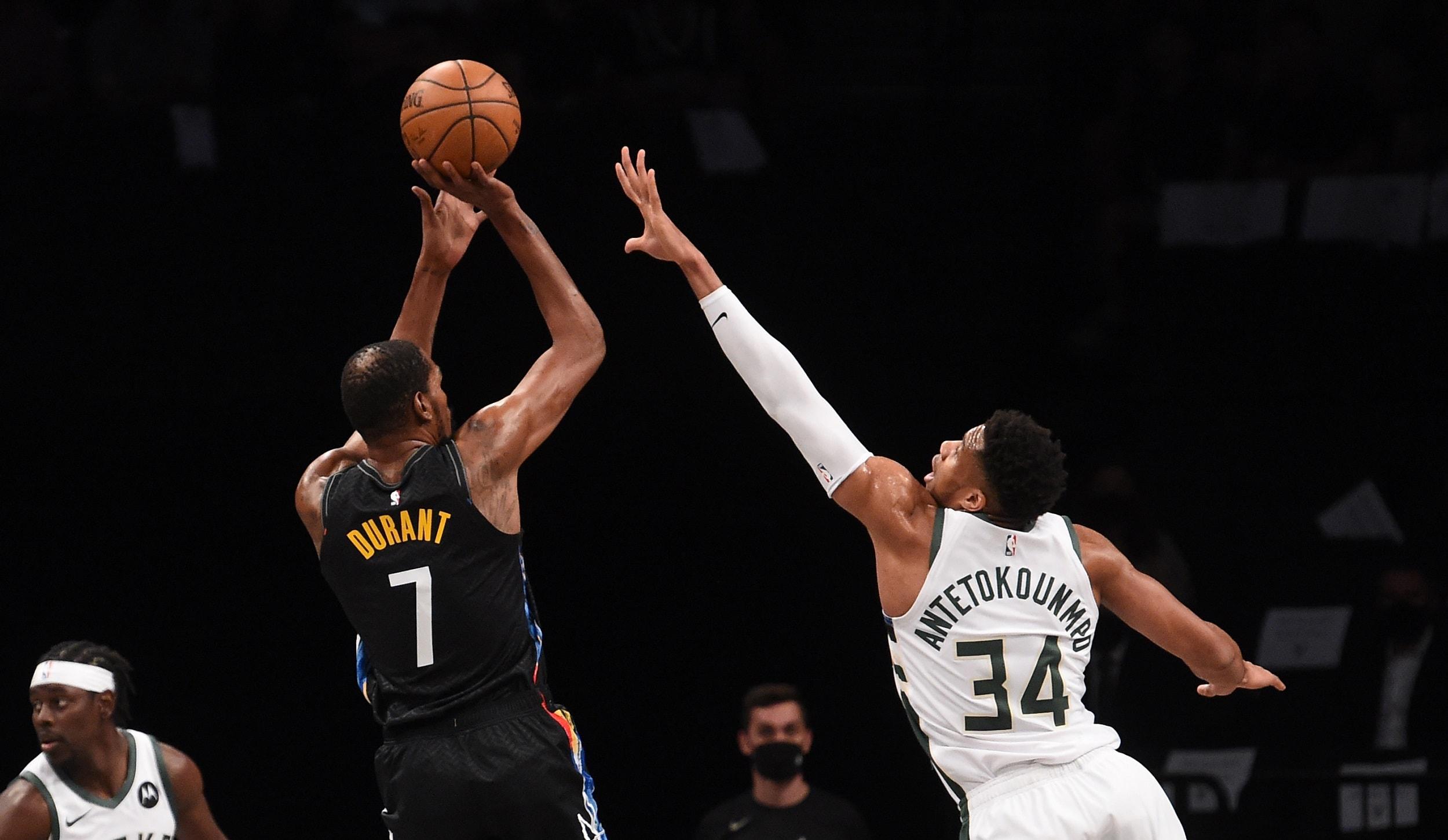 Game 2 Recap: Nets 125, Bucks 86