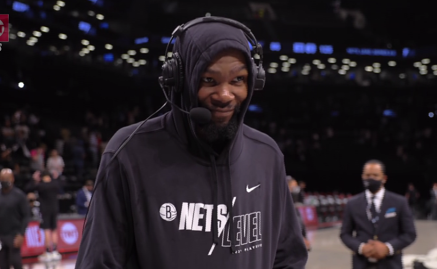 Durant: 'I think we still have a long way to go'