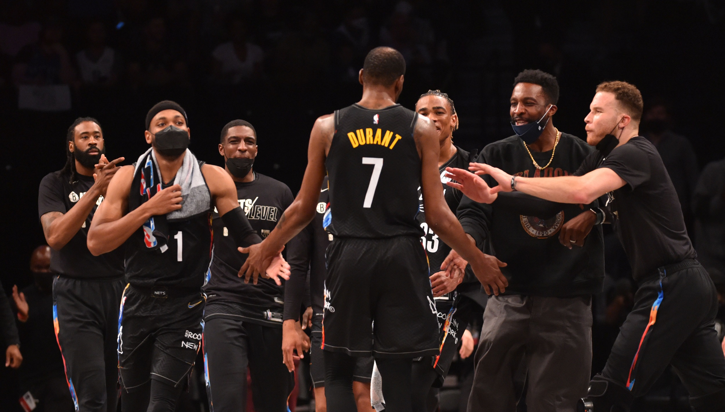 Kevin Durant, Brooklyn Nets dominate Game 2