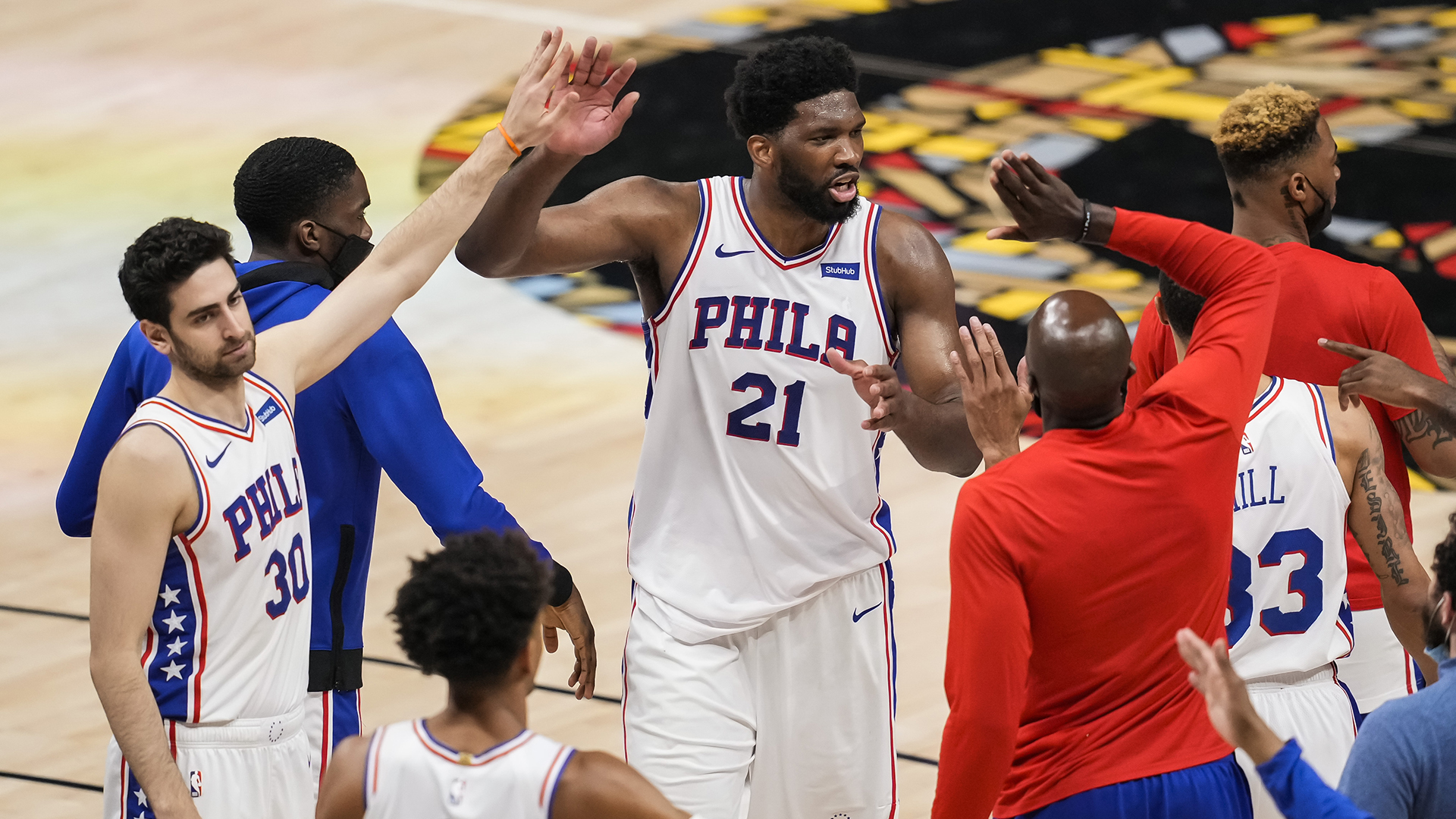 To the limit: 76ers drop Hawks to force Game 7
