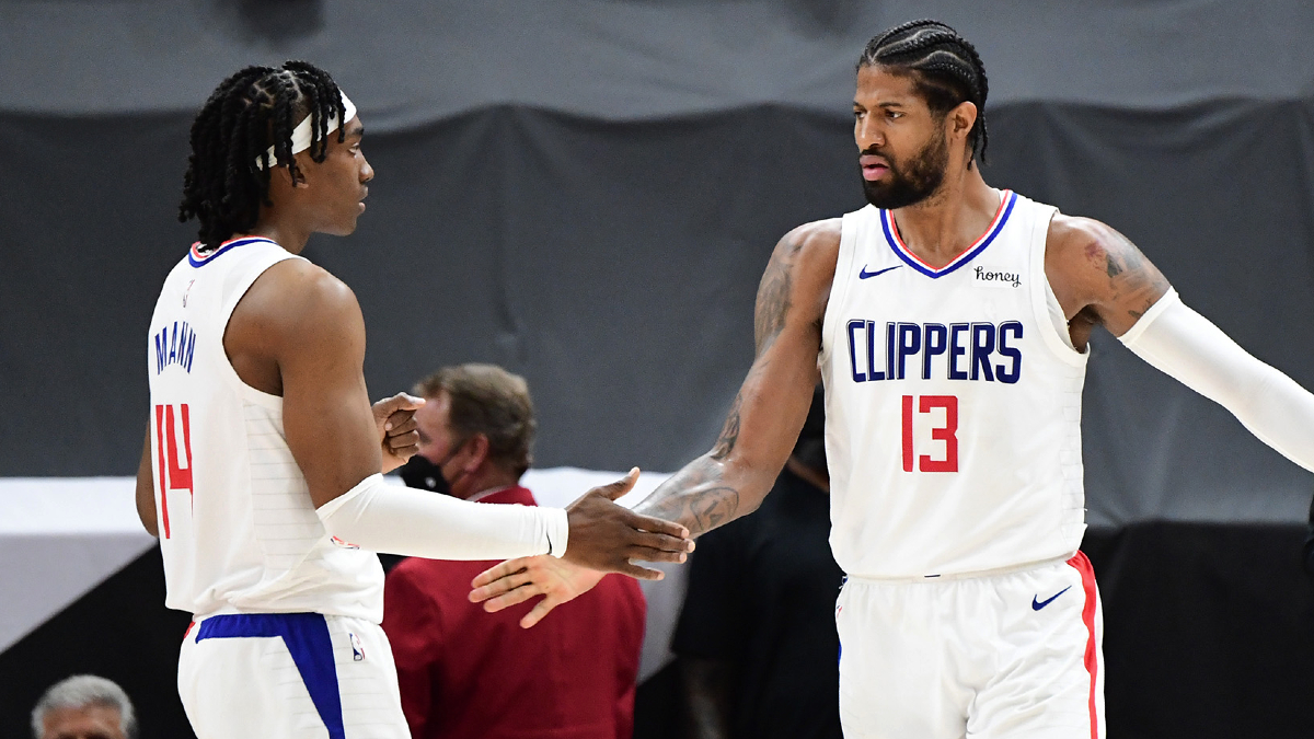 George, Clippers take pivotal Game 5 in Utah