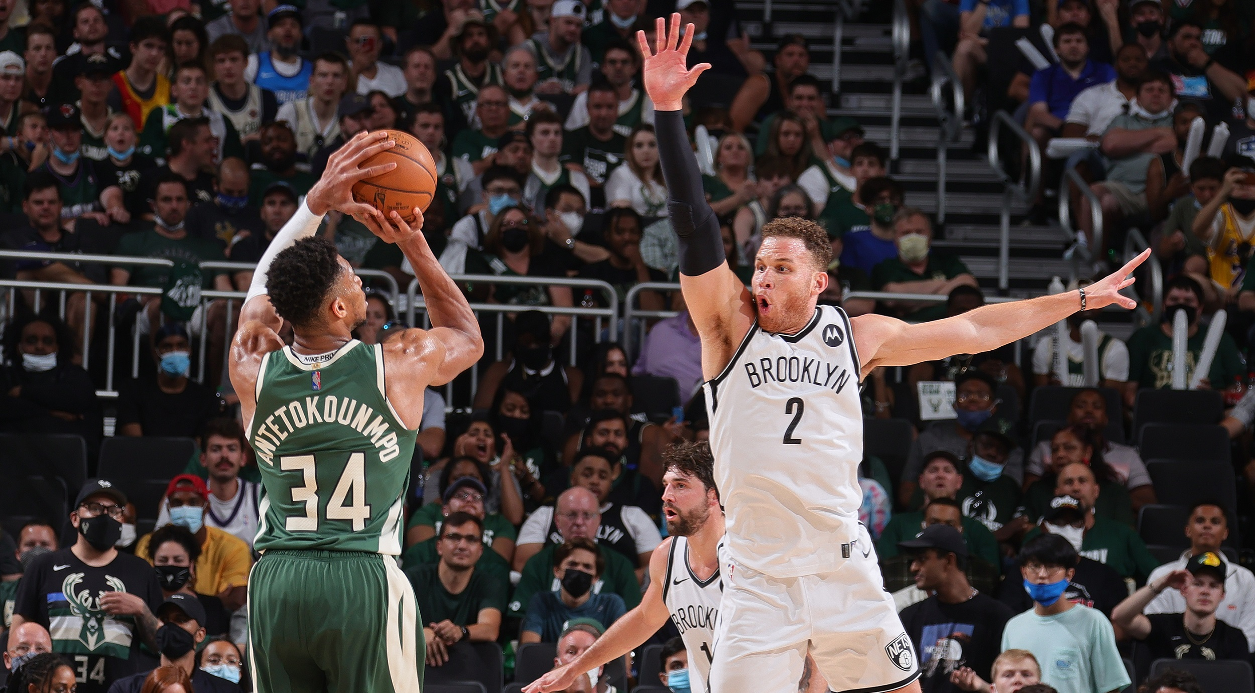 Giannis Antetokounmpo plays into Brooklyn Nets' hands with 3-point fixation