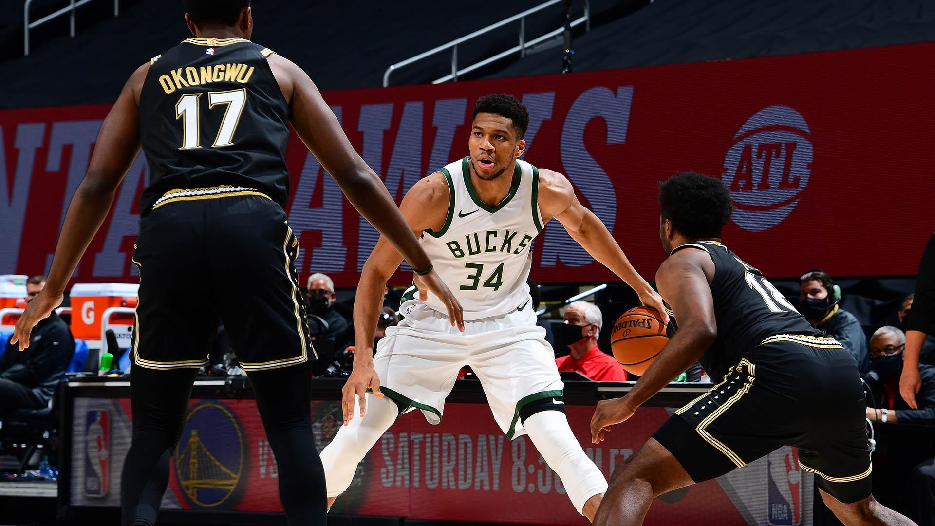 Can upstart Hawks slow down Giannis and Bucks?