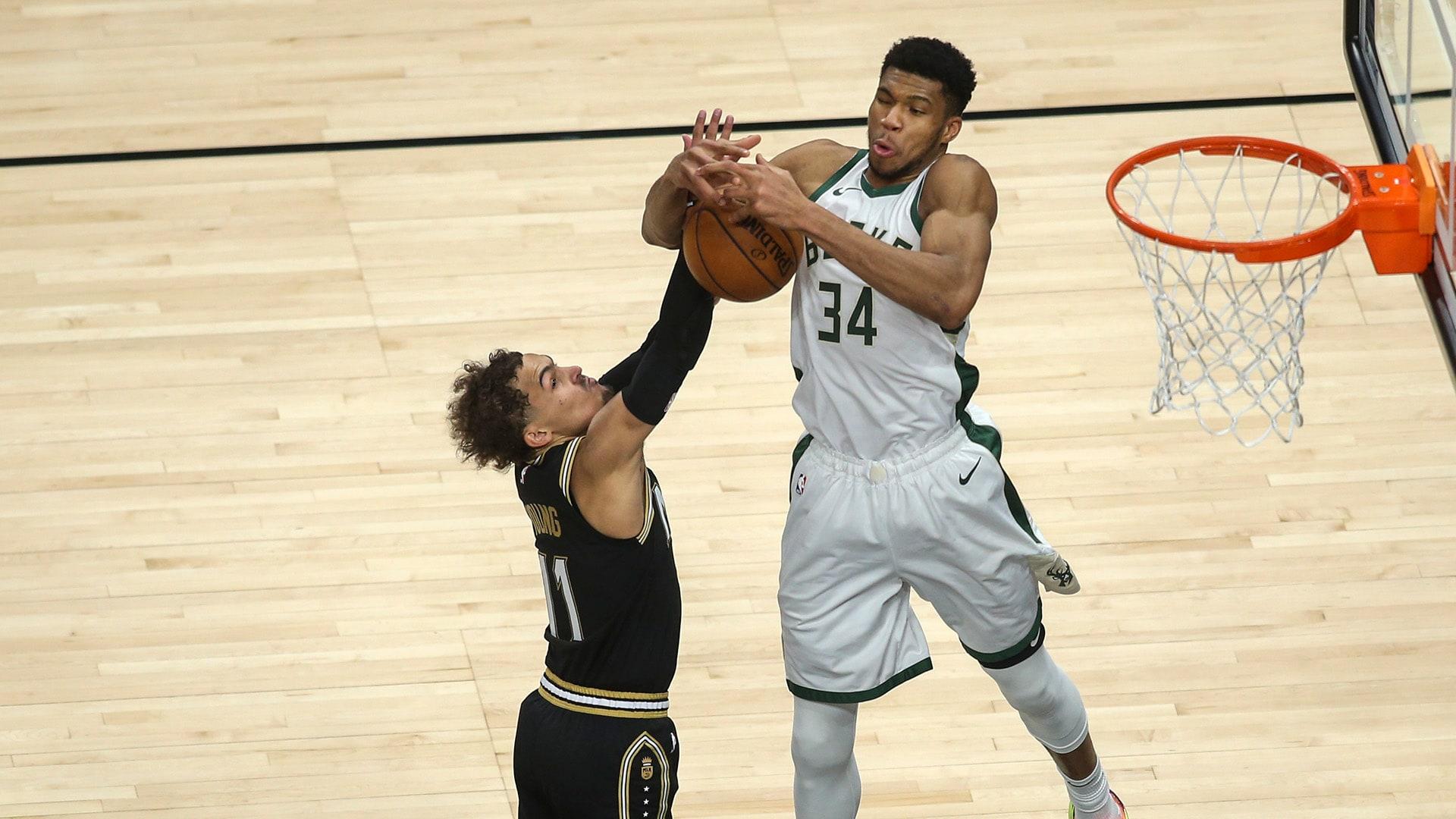 Series Preview: Bucks' breakthrough up against ahead-of-schedule Hawks