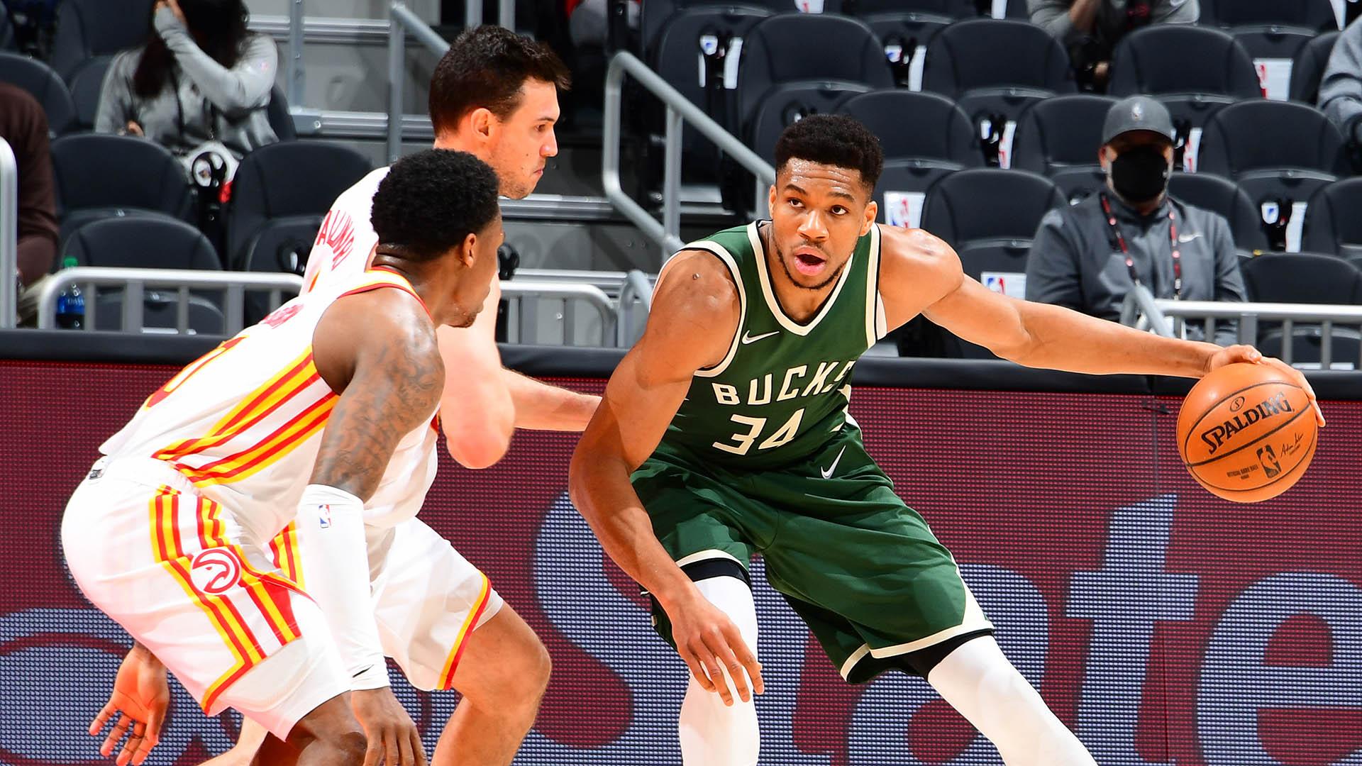 Bucks, Hawks set to square off East title