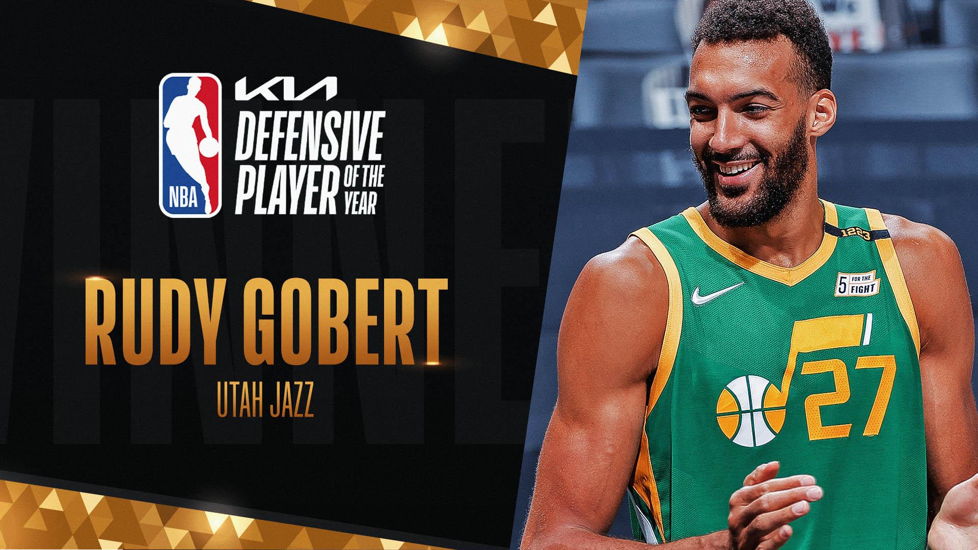 NBA Defensive Player of the Year Award Winners