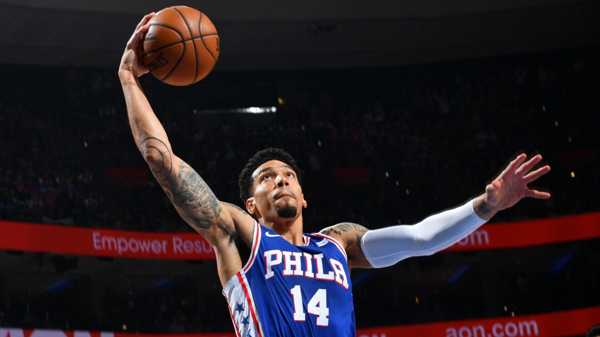 76ers officially re-sign Danny Green