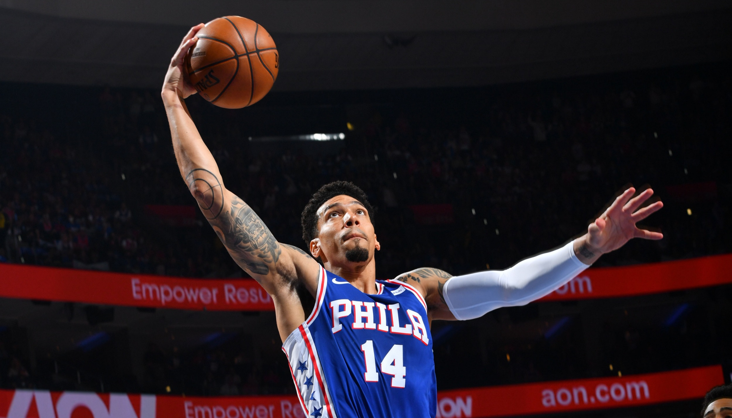 Sixers seek fill-in for injured Danny Green