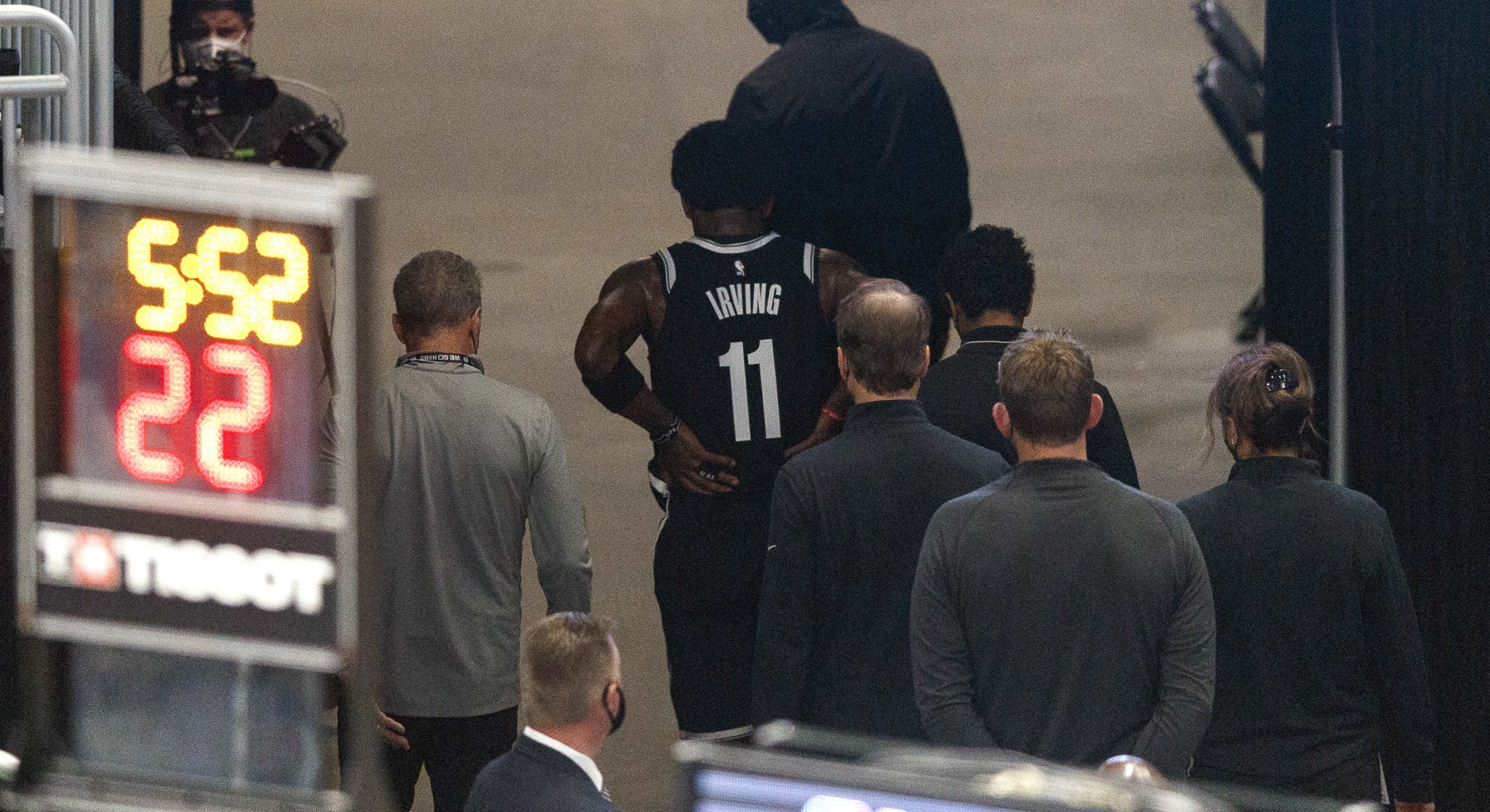 Brooklyn Nets suffer another injury setback in Game 4 loss